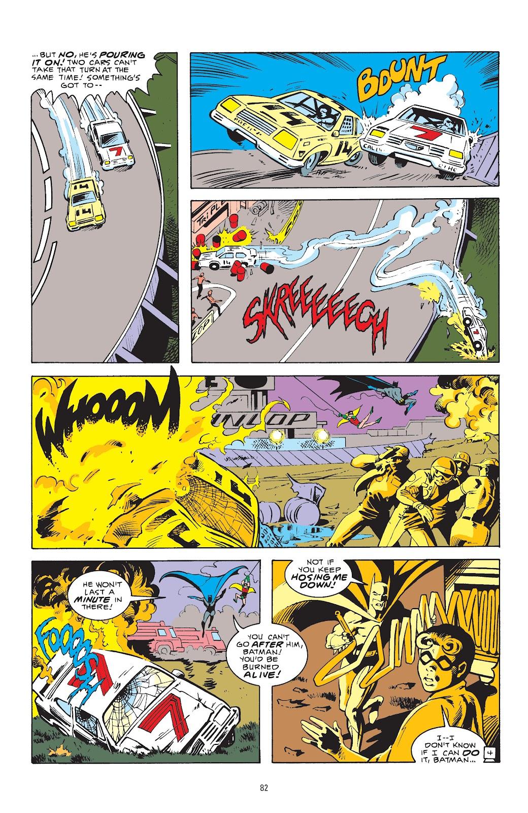 Read online Detective Comics (1937) comic -  Issue # _TPB Batman - The Dark Knight Detective 1 (Part 1) - 82