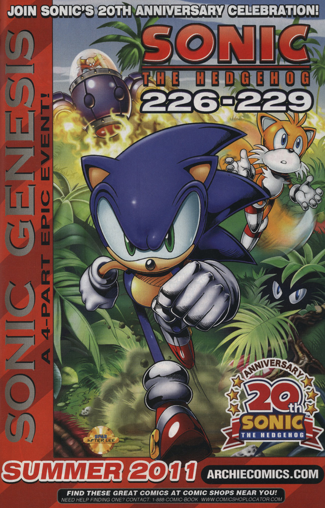 Read online Sonic Universe comic -  Issue #31 - 25