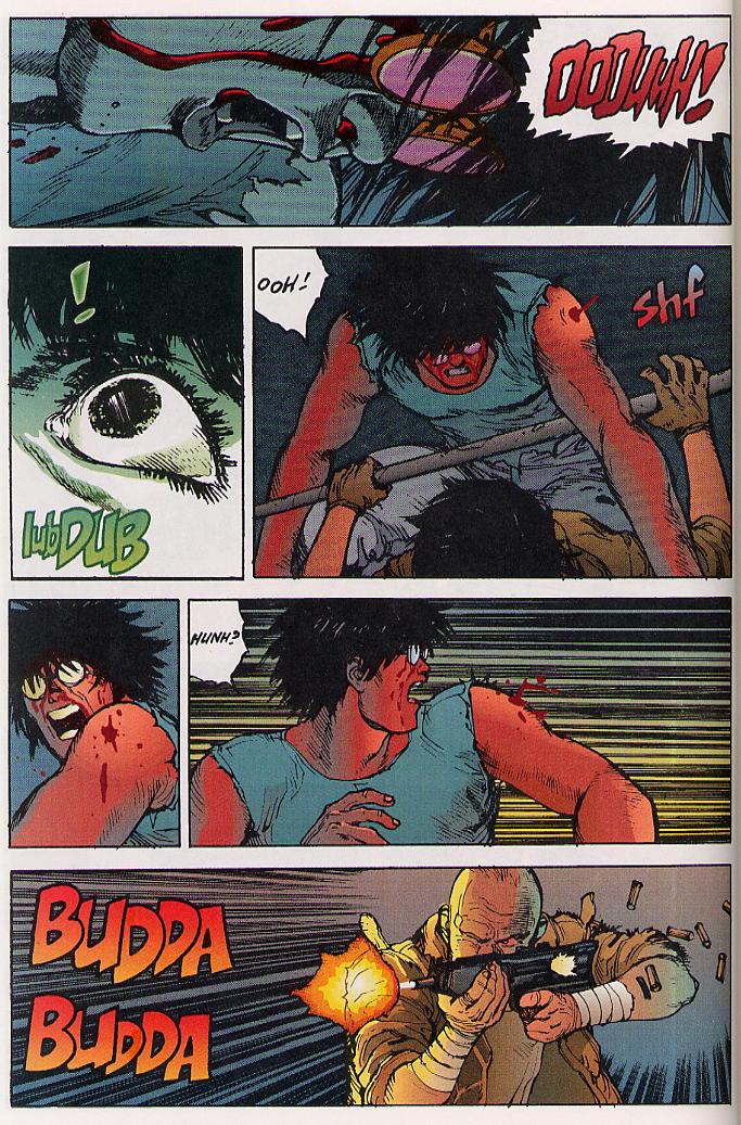 Read online Akira comic -  Issue #26 - 23