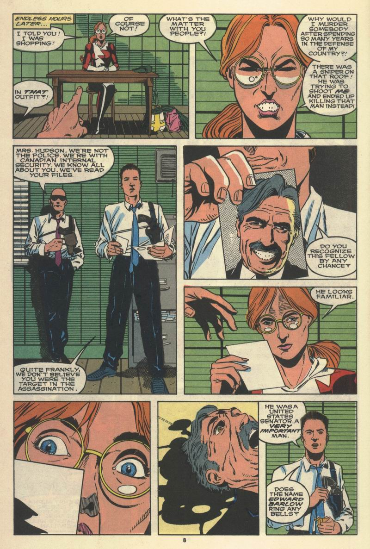 Read online Alpha Flight (1983) comic -  Issue #77 - 10