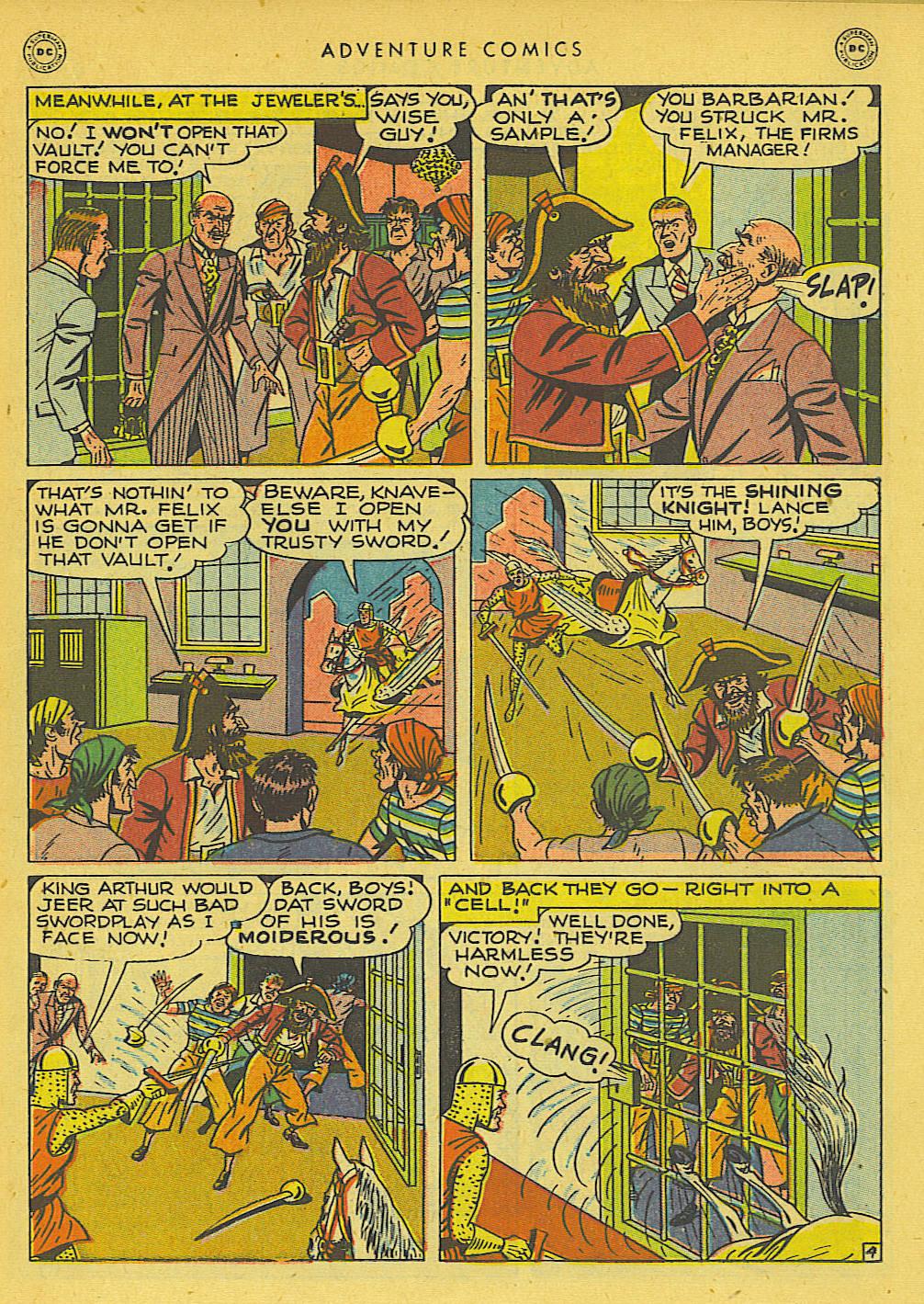 Read online Adventure Comics (1938) comic -  Issue #131 - 21