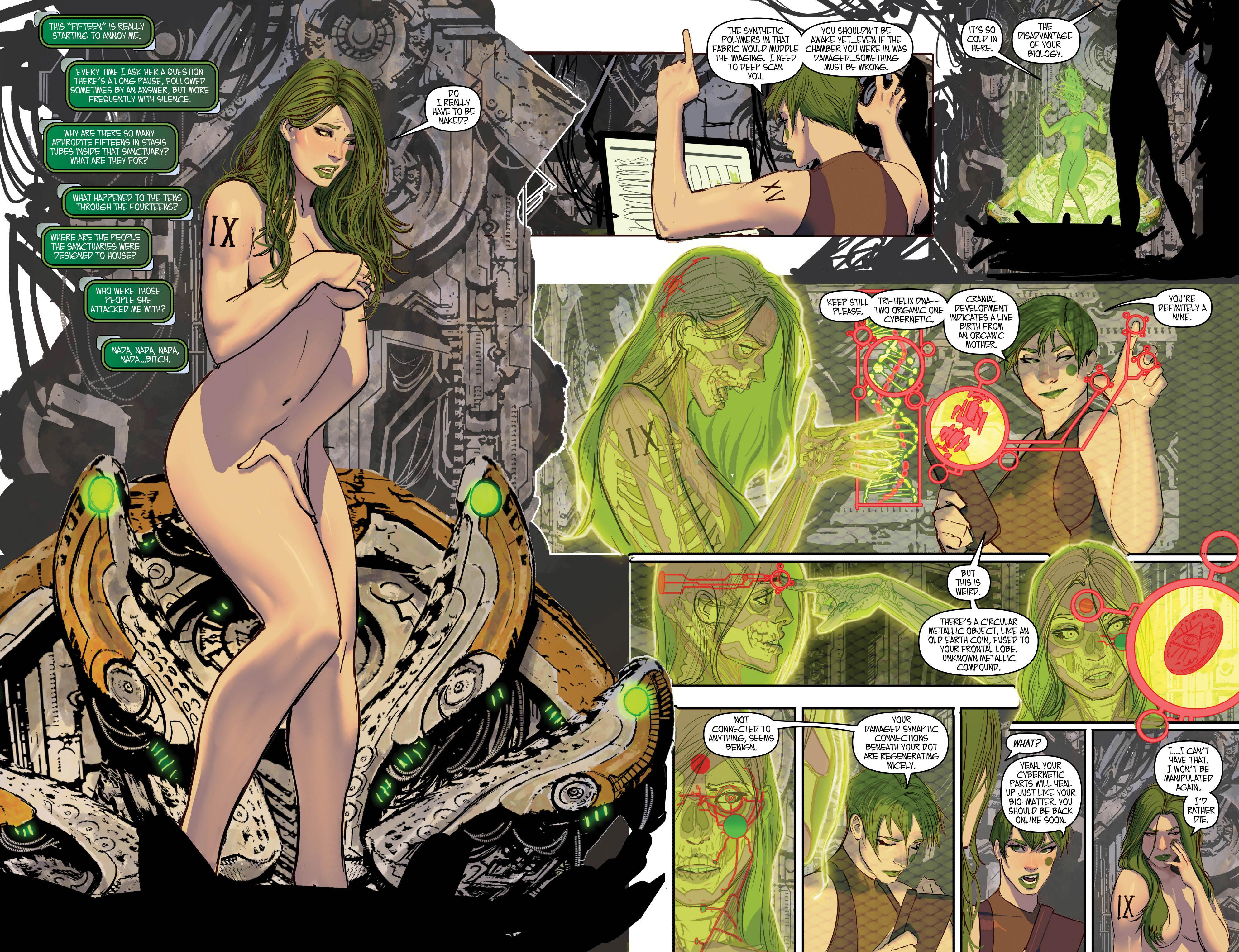 Read online Aphrodite IX (2013) comic -  Issue #Aphrodite IX (2013) _TPB 2 - 30