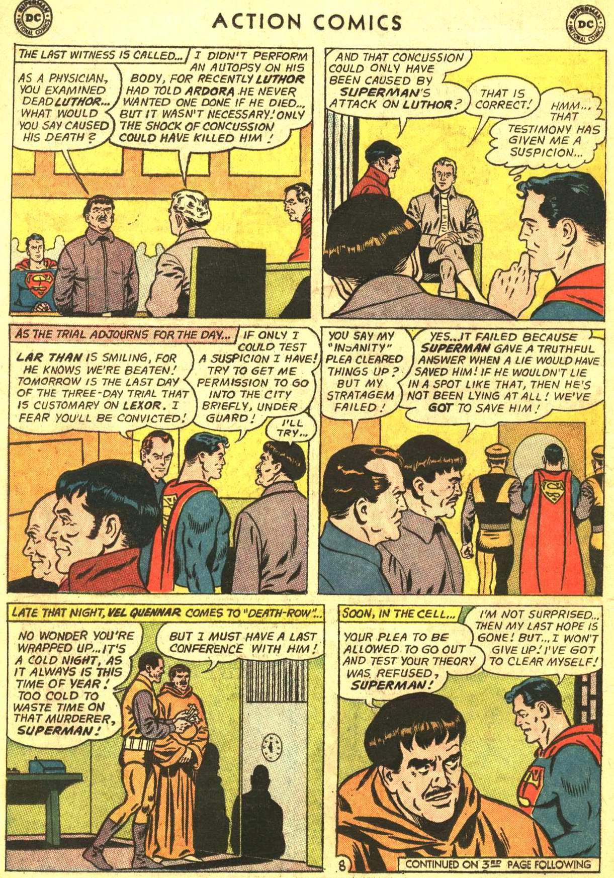 Read online Action Comics (1938) comic -  Issue #319 - 10