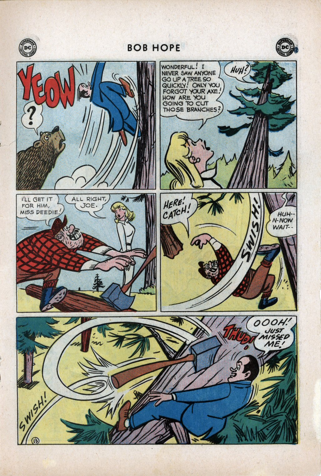 The Adventures of Bob Hope issue 59 - Page 17