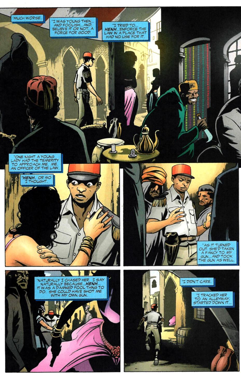 Read online Fallen Angel (2003) comic -  Issue #4 - 10