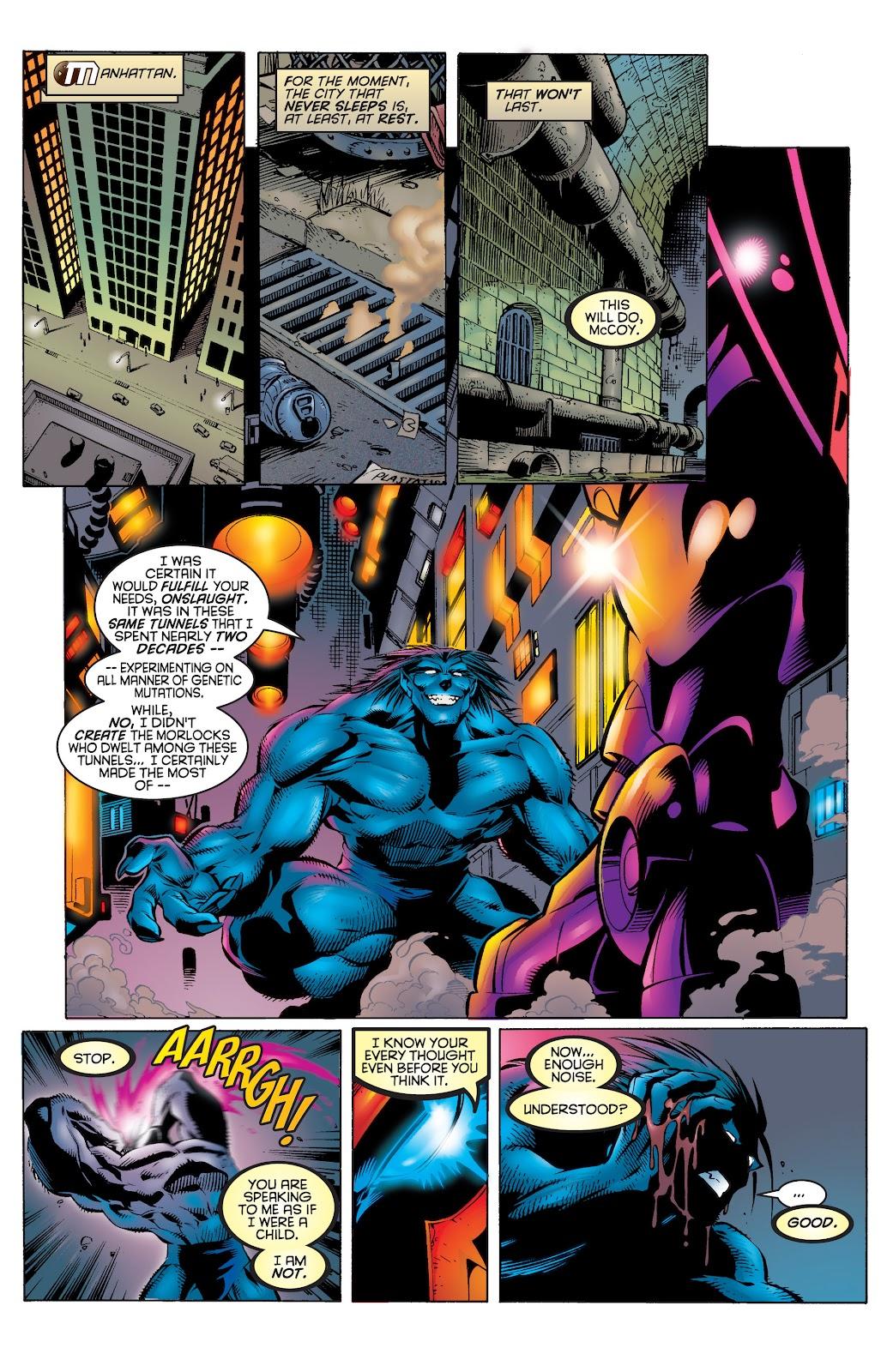 Uncanny X-Men (1963) issue 335 - Page 21