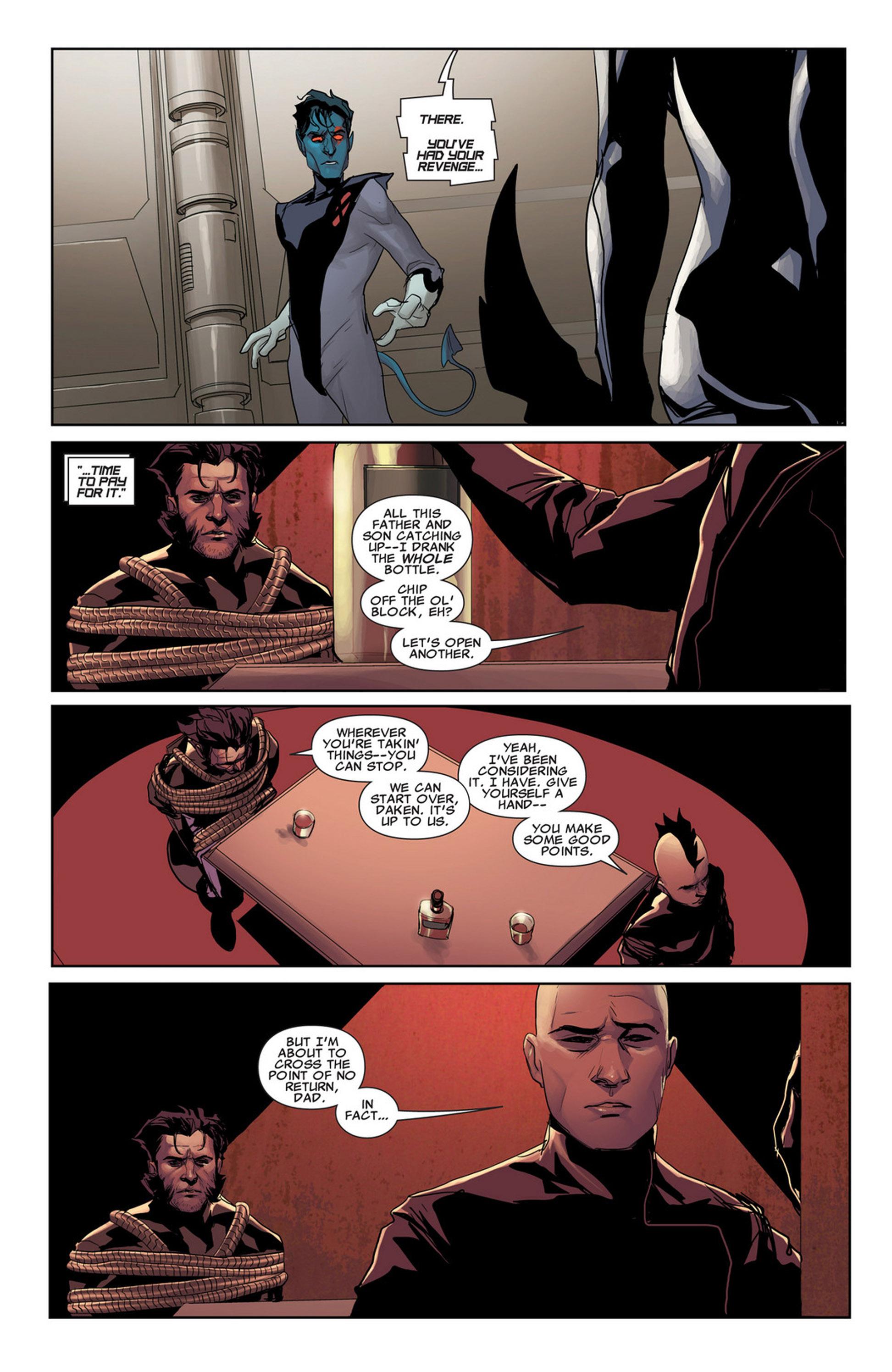 Uncanny X-Force (2010) #33 #35 - English 21
