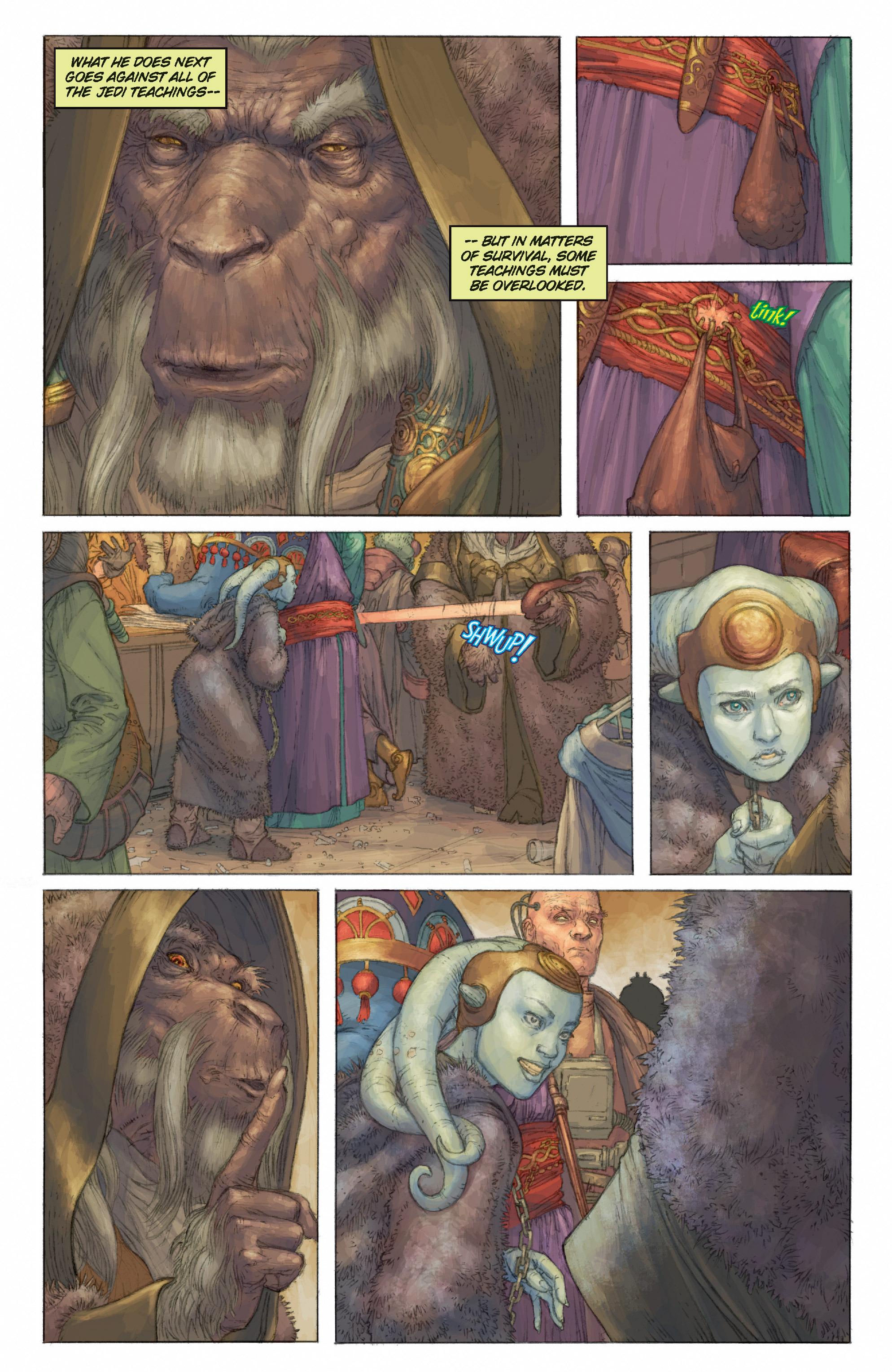 Read online Star Wars Omnibus comic -  Issue # Vol. 31 - 22