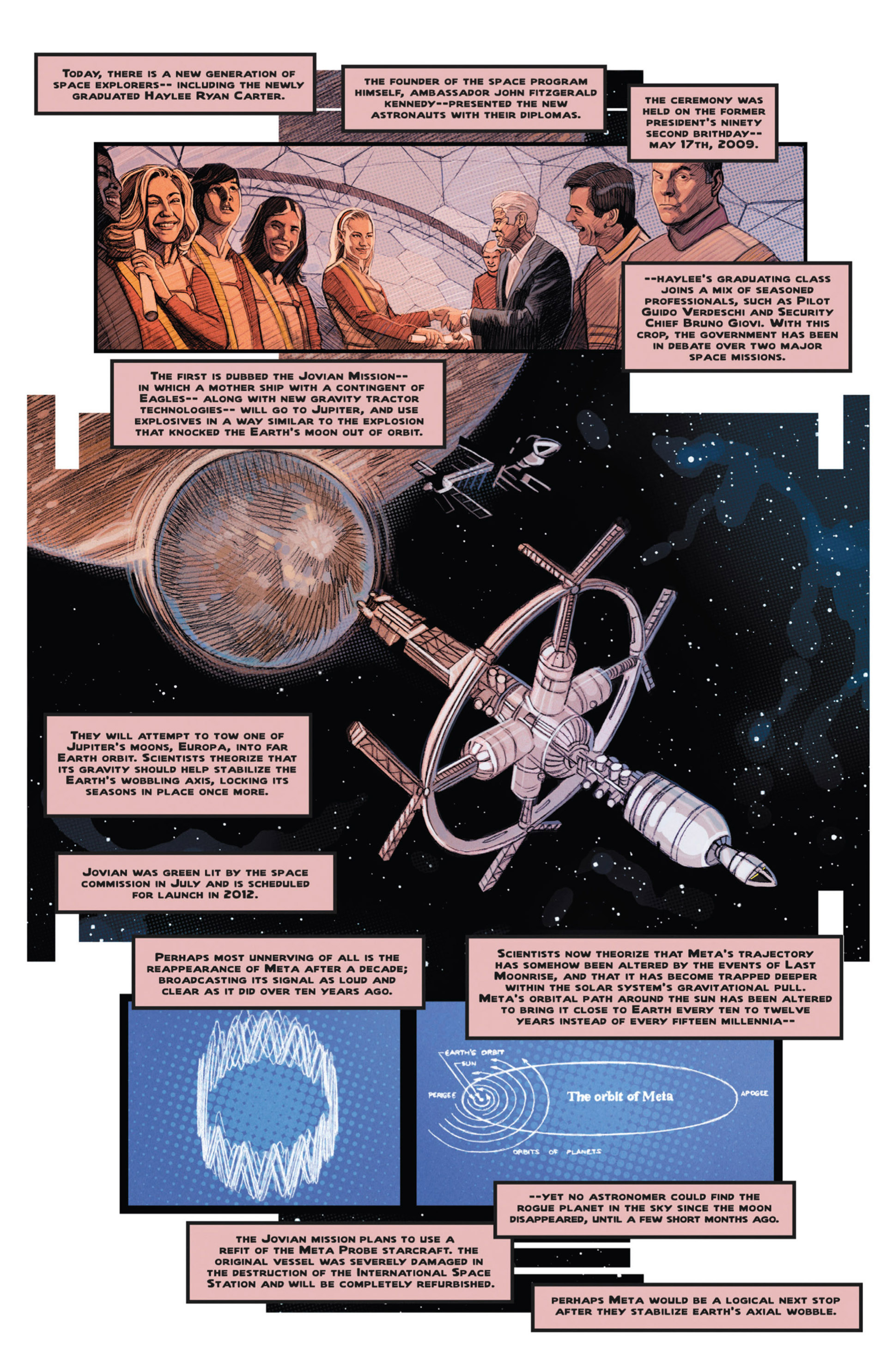 Read online Space: 1999: Aftershock comic -  Issue #3 - 26