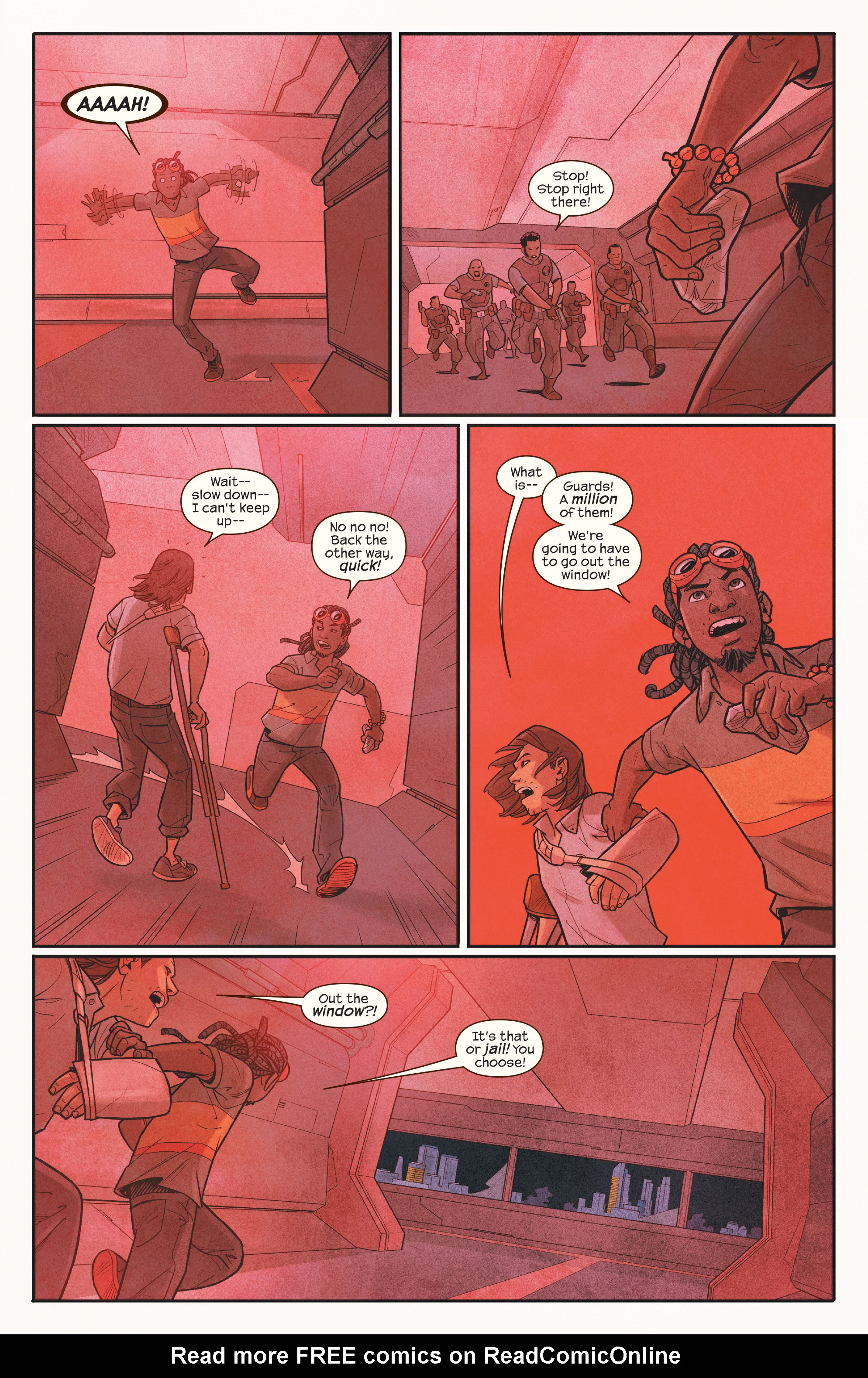 Read online Ms. Marvel (2016) comic -  Issue #18 - 16