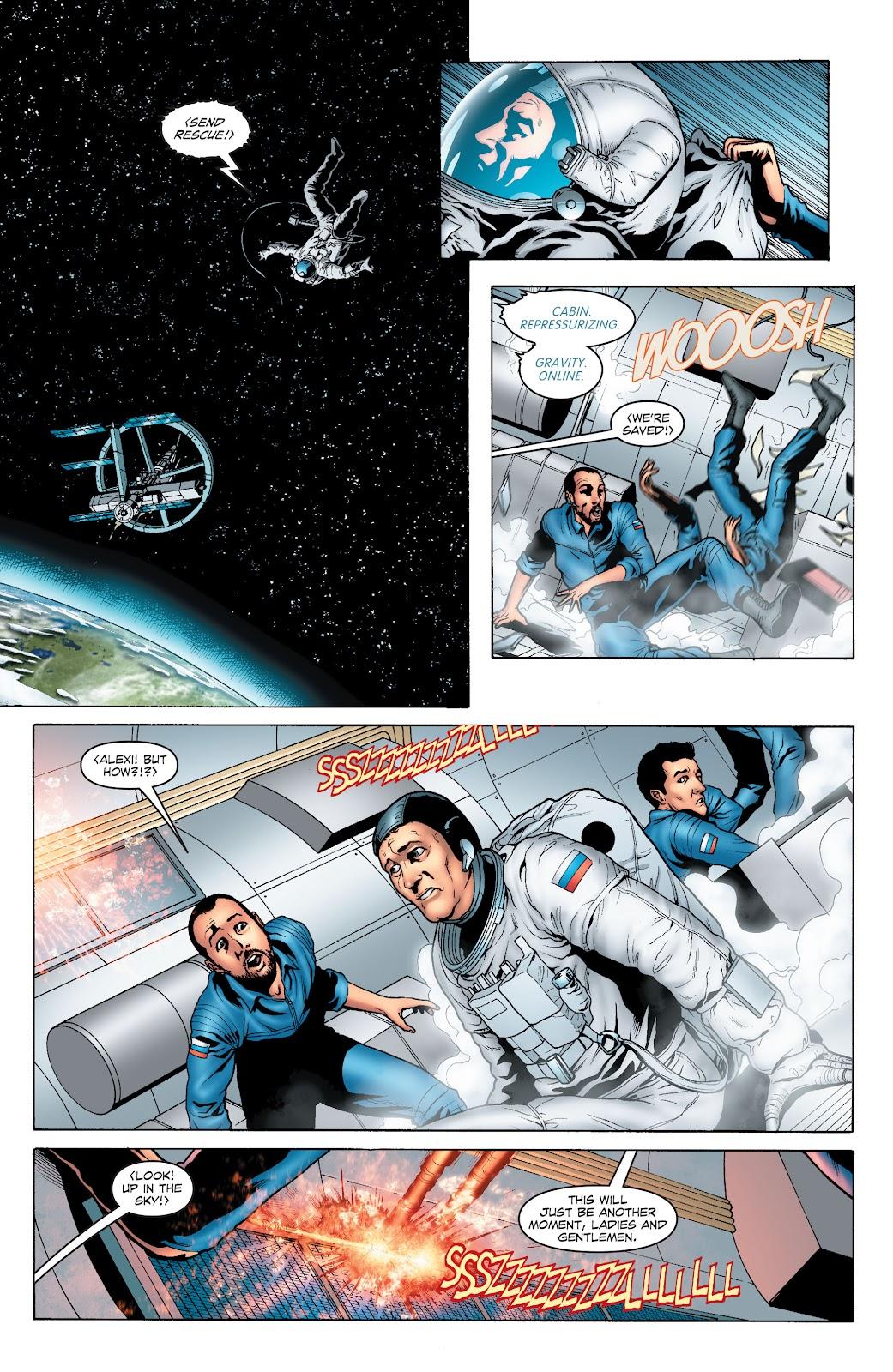 Read online Smallville Season 11 [II] comic -  Issue # TPB 1 - 12