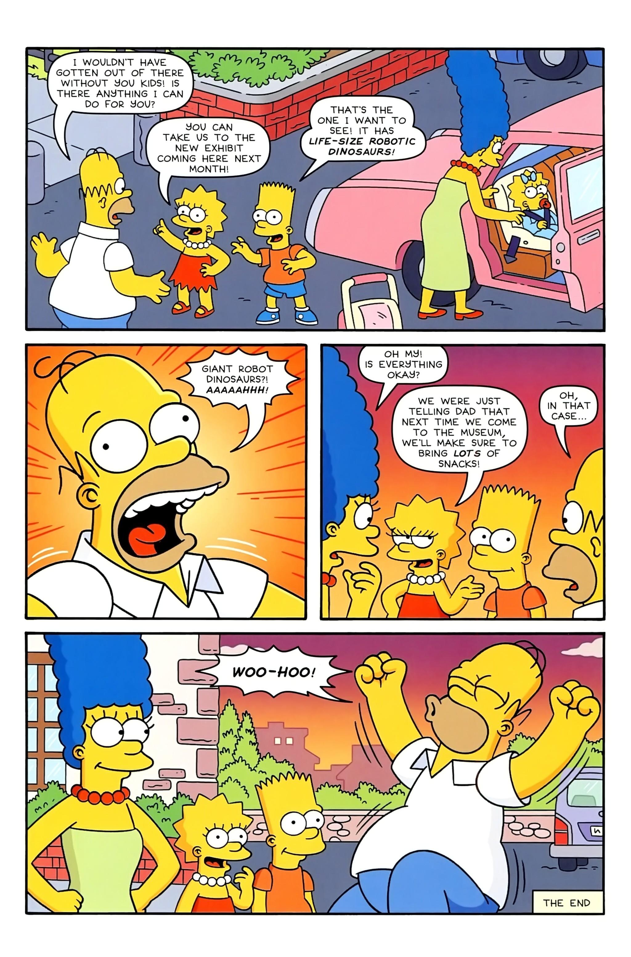 Read online Simpsons Comics comic -  Issue #234 - 15