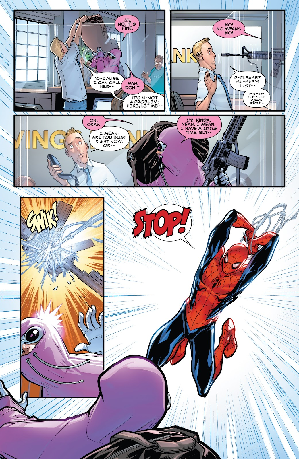 Gwenpool Strikes Back issue 1 - Page 6