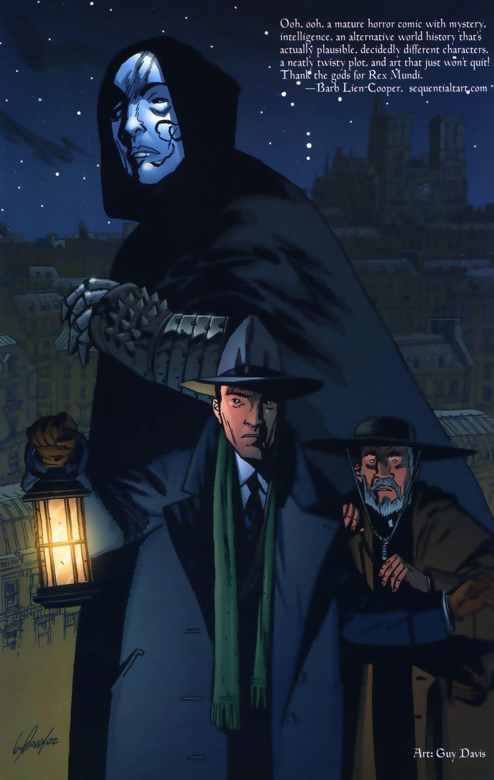 Read online Rex Mundi comic -  Issue #1 - 30