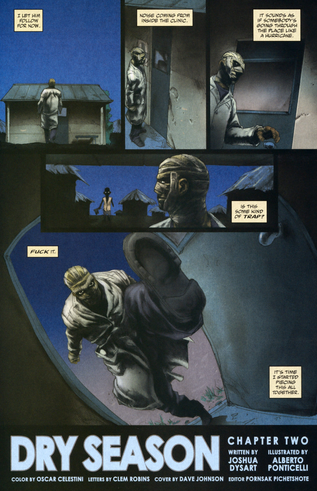 Unknown Soldier (2008) issue 16 - Page 25