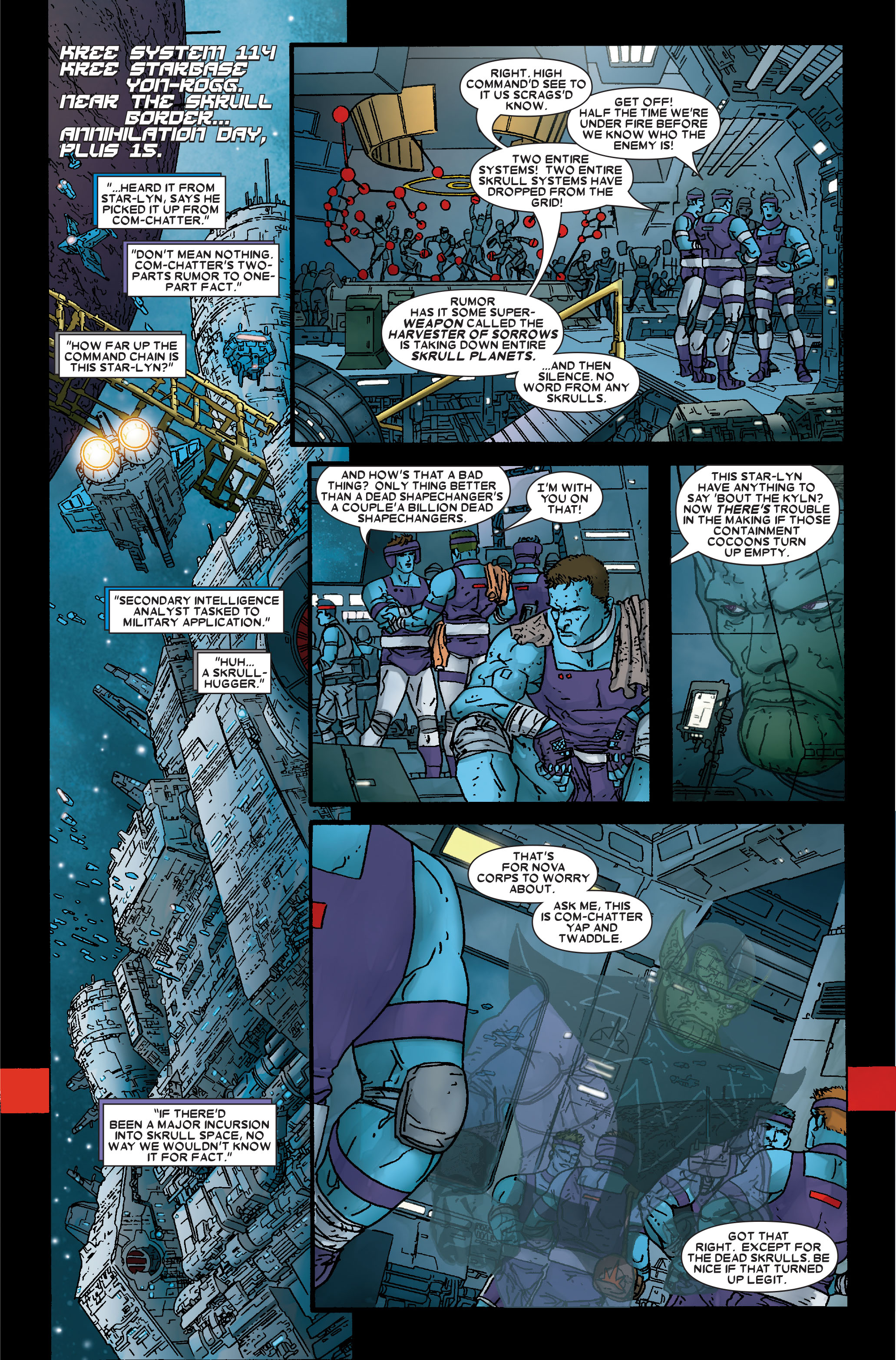 Read online Annihilation: Prologue comic -  Issue #Annihilation: Prologue Full - 38
