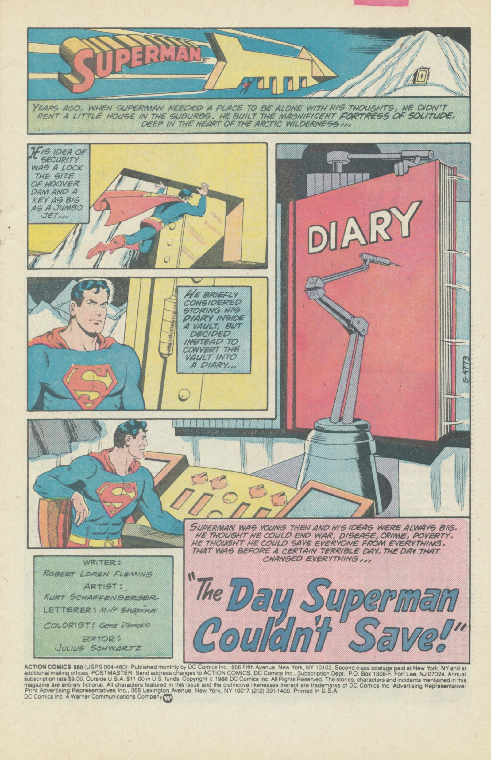 Read online Action Comics (1938) comic -  Issue #580 - 3