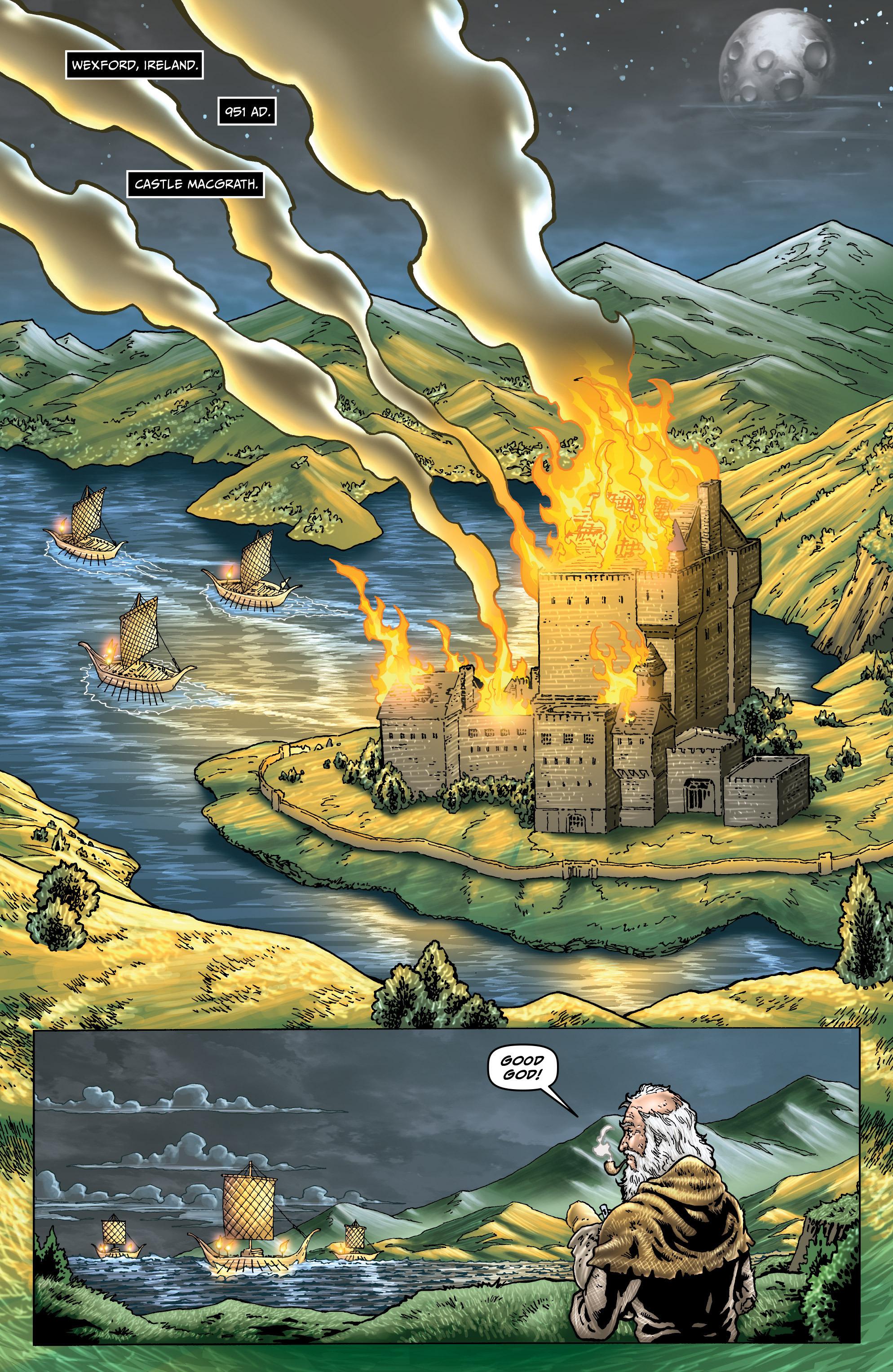 Read online Belladonna: Origins comic -  Issue #1 - 3