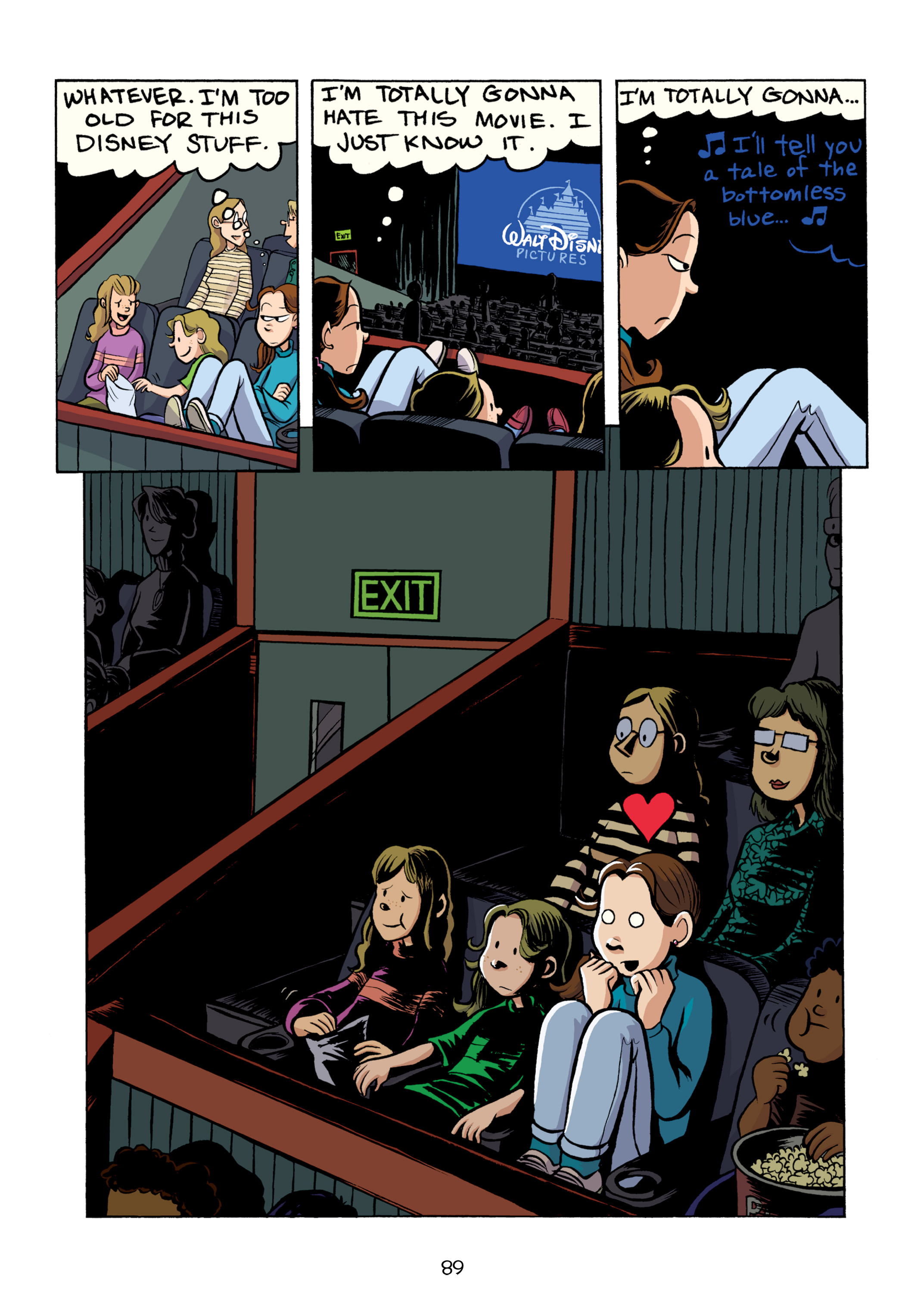 Read online Smile comic -  Issue # TPB - 95