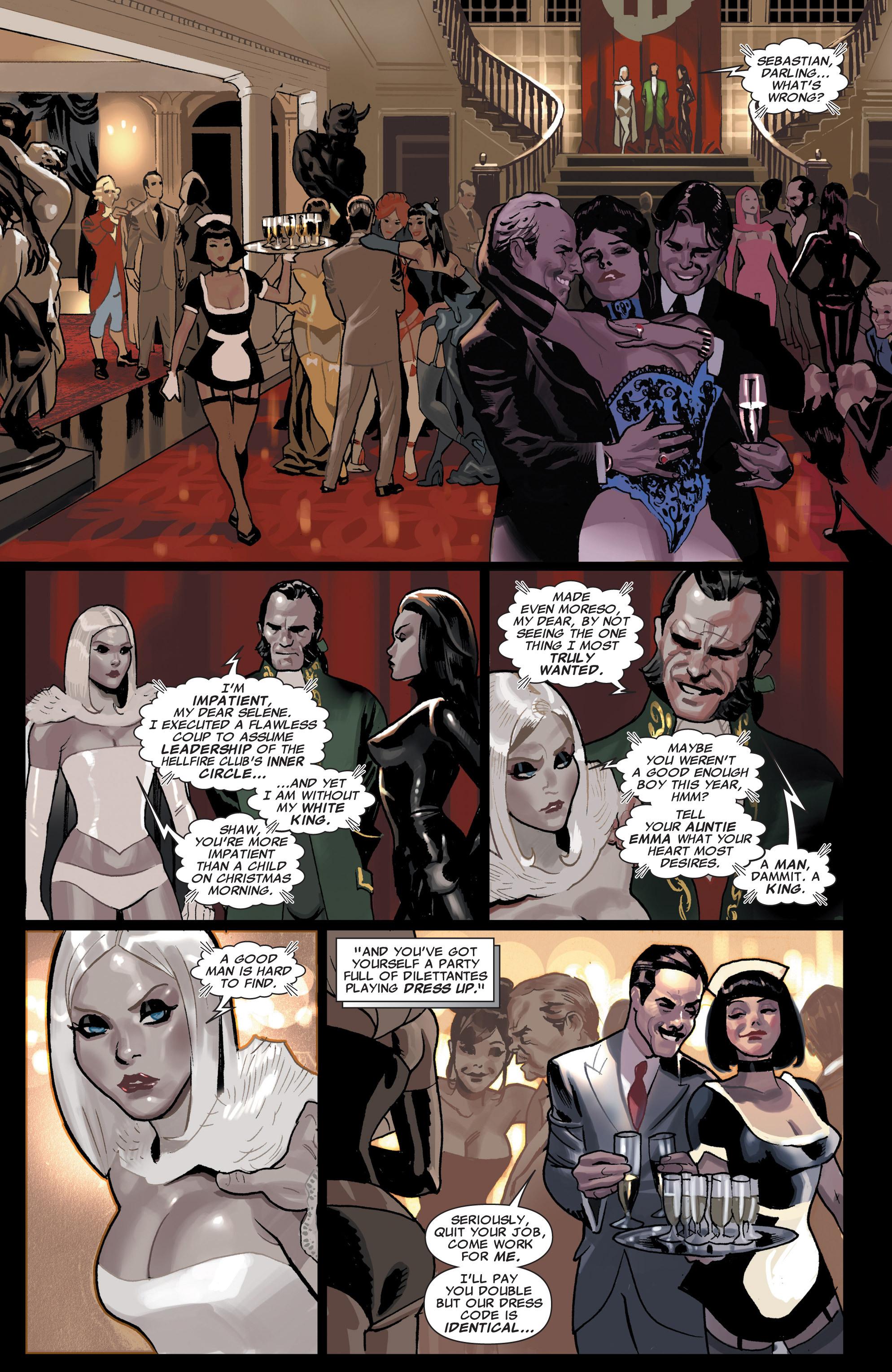 Read online Uncanny X-Men (1963) comic -  Issue # _Annual 2 (2009) - 6