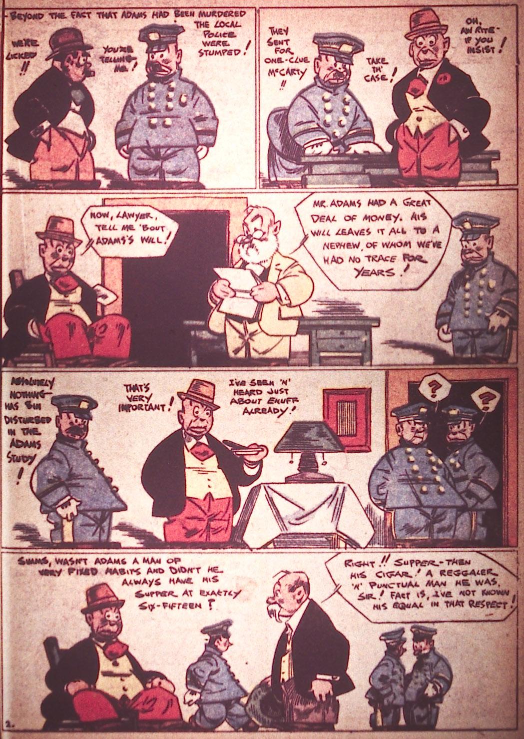 Read online Detective Comics (1937) comic -  Issue #12 - 41
