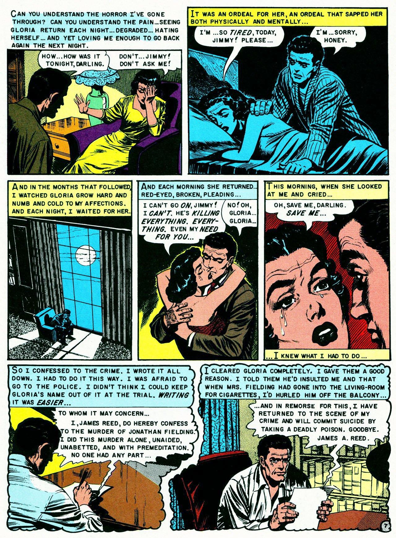 Read online Shock SuspenStories comic -  Issue #10 - 9