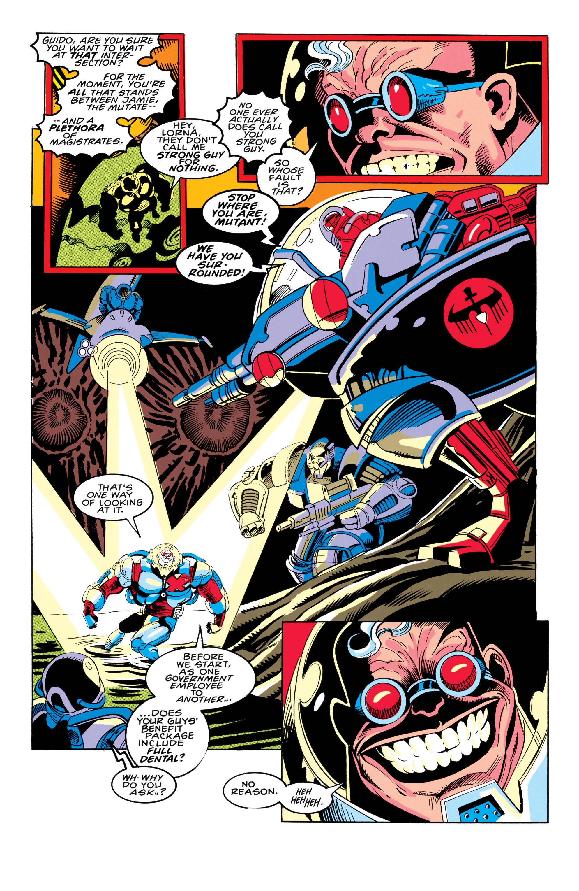 Read online X-Factor (1986) comic -  Issue #91 - 15