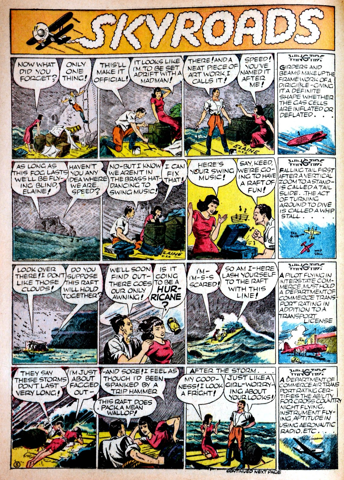 Read online Famous Funnies comic -  Issue #68 - 14