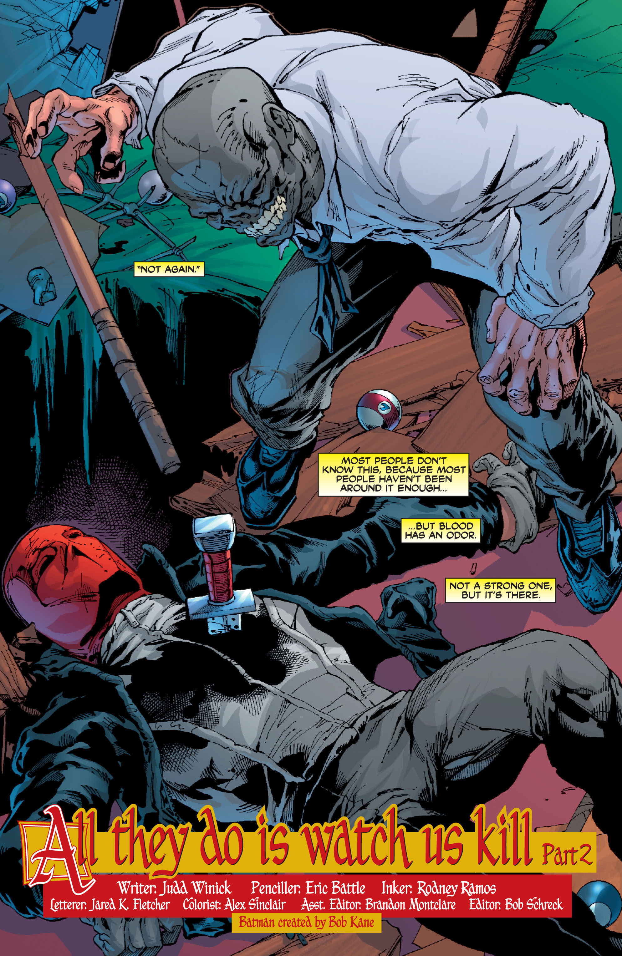 Read online Batman: Under The Red Hood comic -  Issue # Full - 272