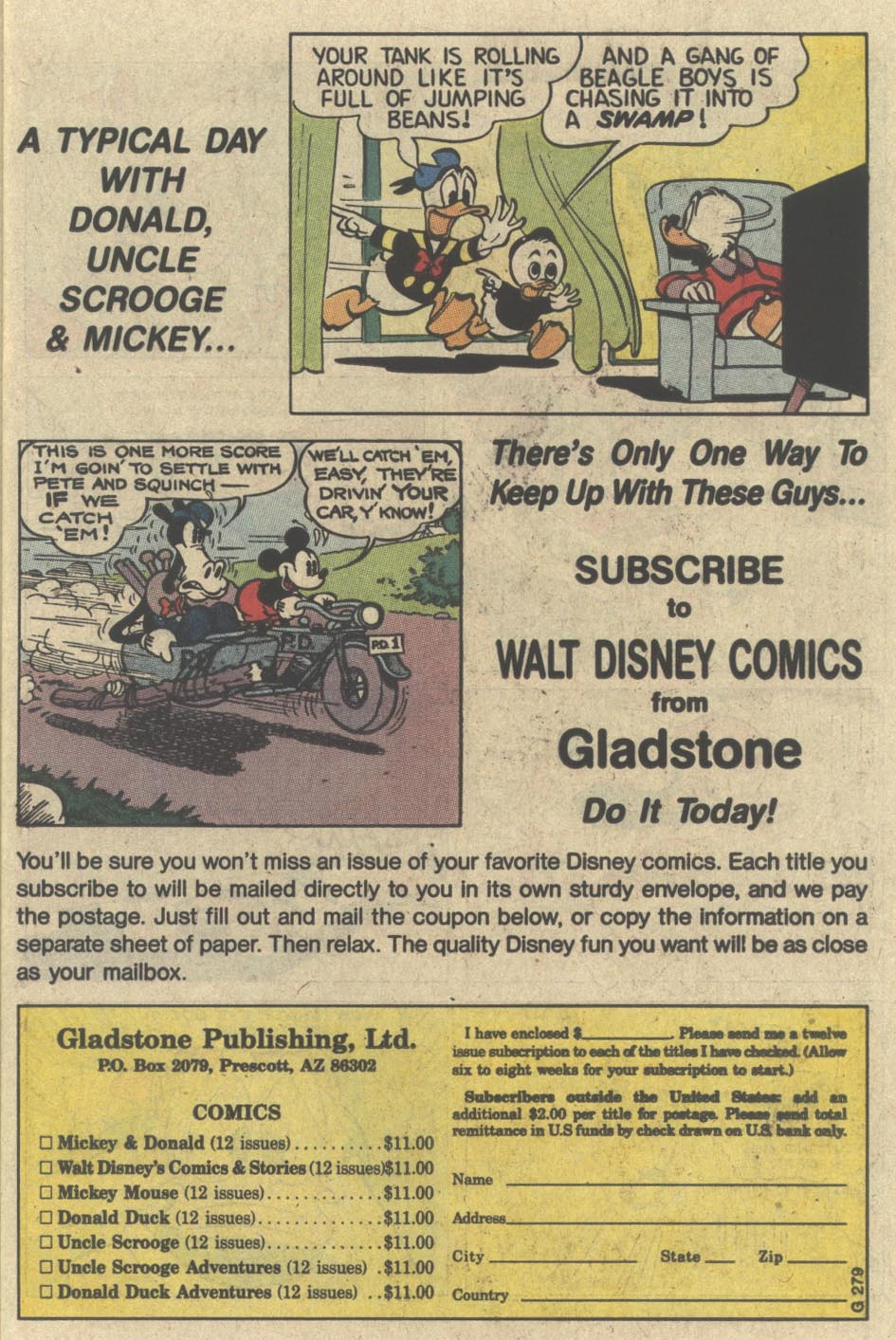 Walt Disney's Comics and Stories issue 529 - Page 11