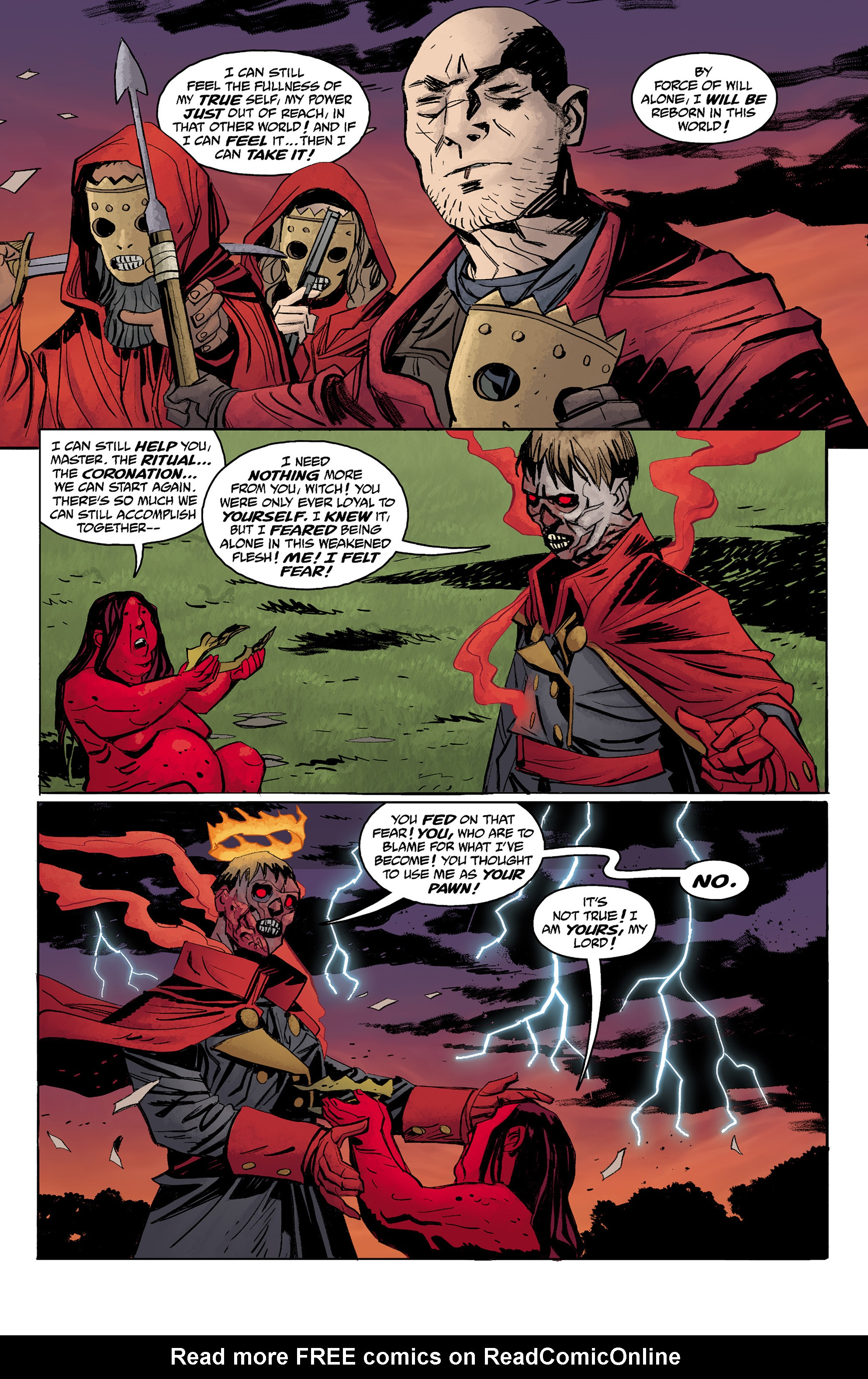 Read online Baltimore: The Red Kingdom comic -  Issue #5 - 13