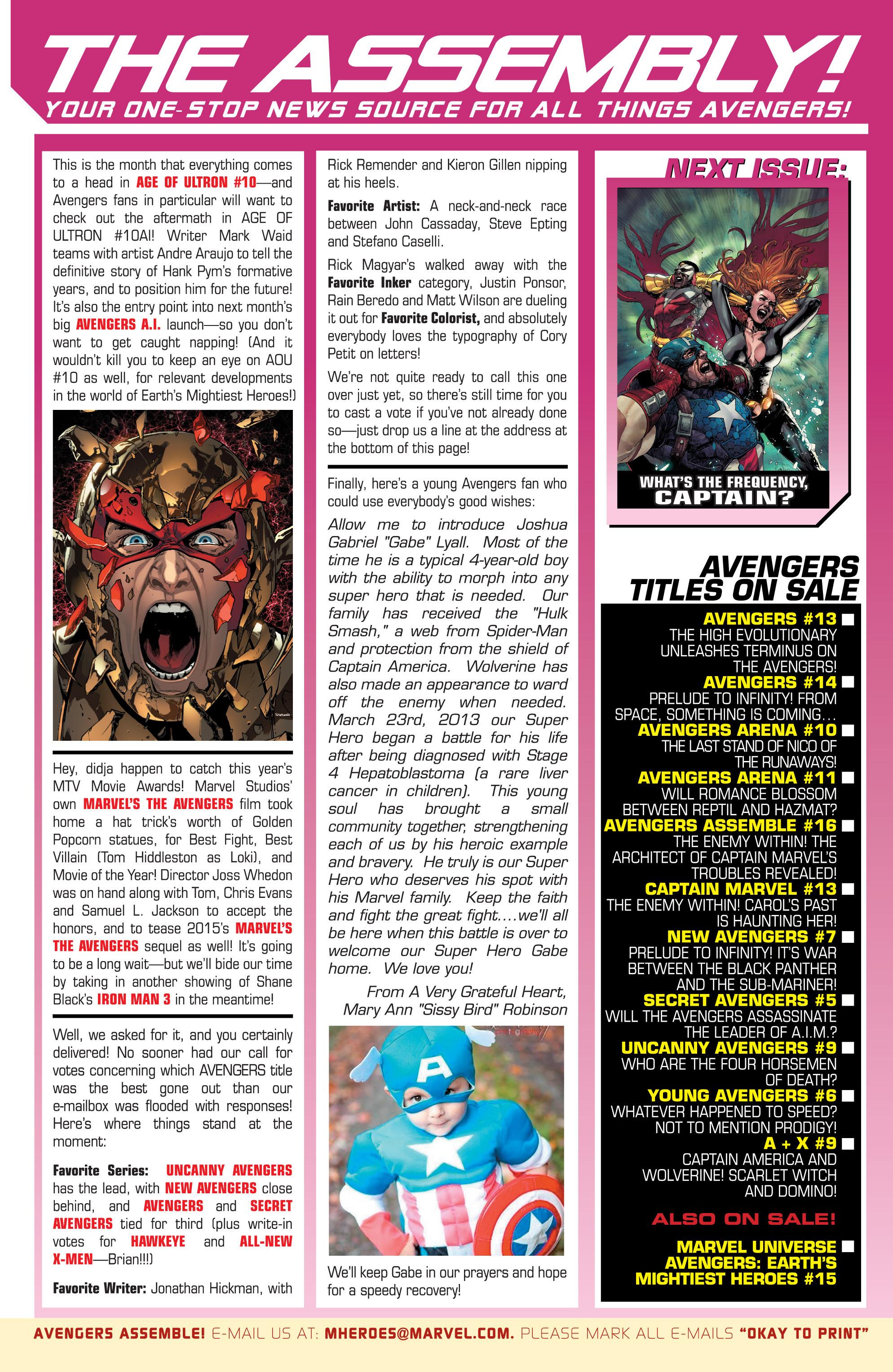Read online Avengers (2013) comic -  Issue #Avengers (2013) _TPB 3 - 76
