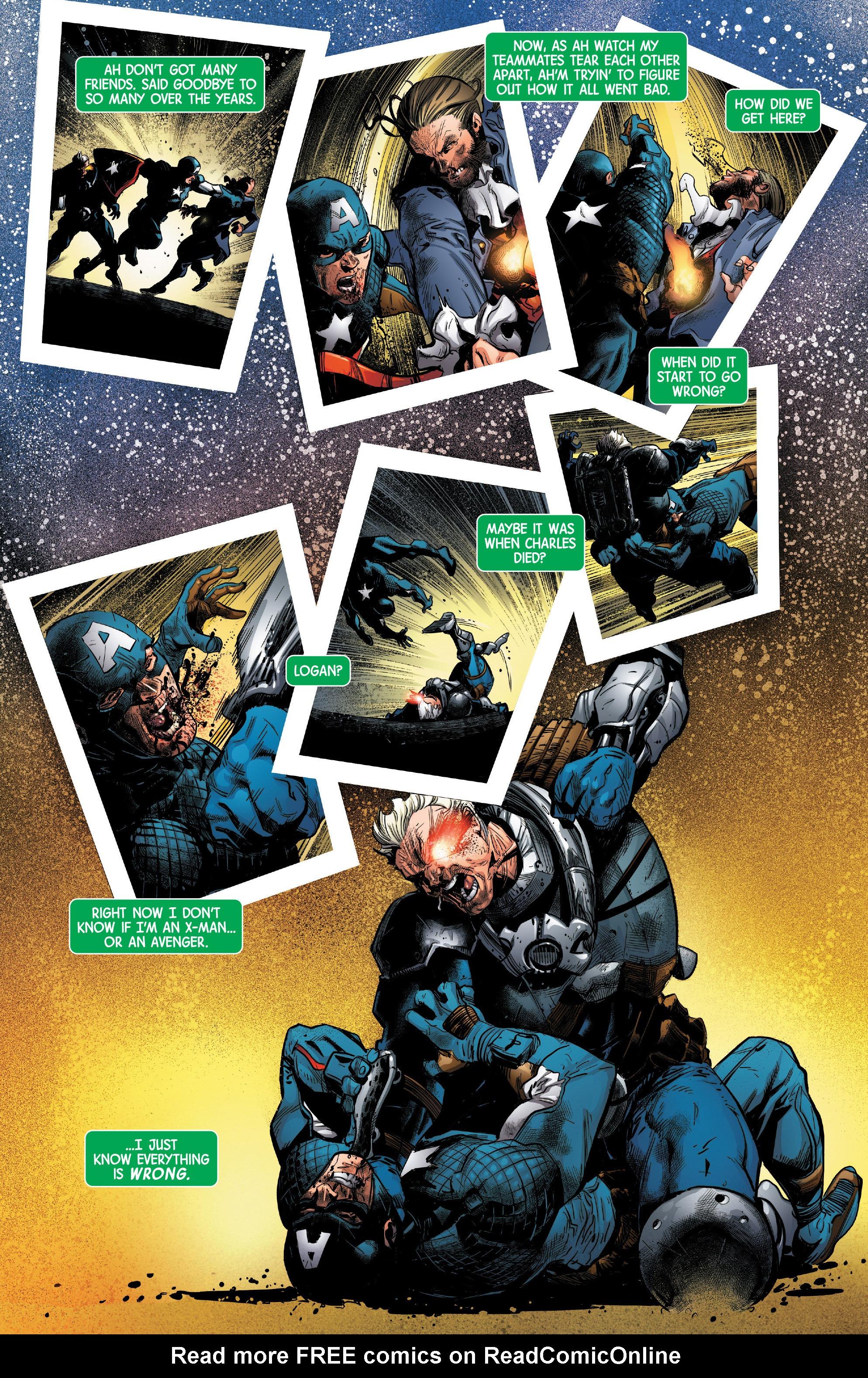 Read online Uncanny Avengers [II] comic -  Issue #14 - 13
