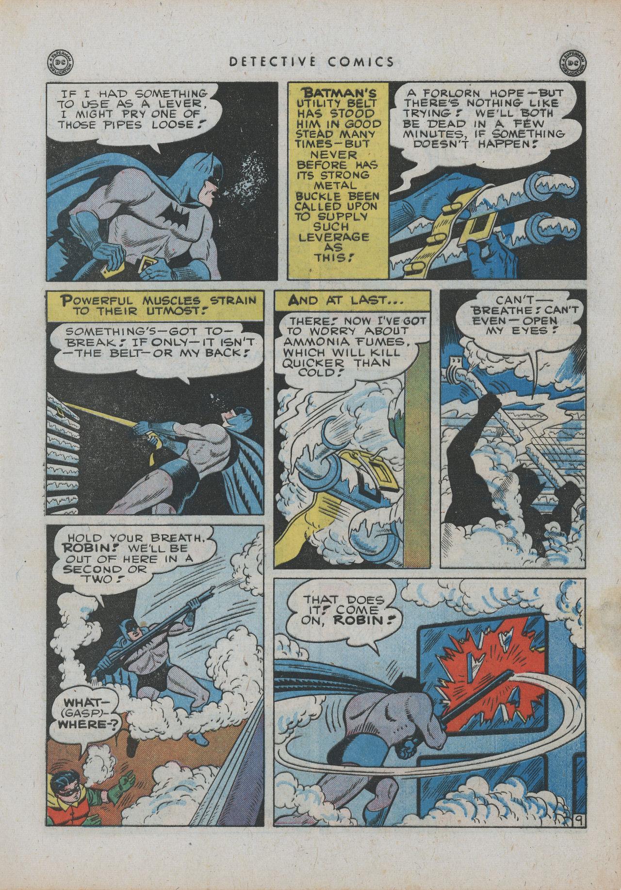 Read online Detective Comics (1937) comic -  Issue #99 - 12