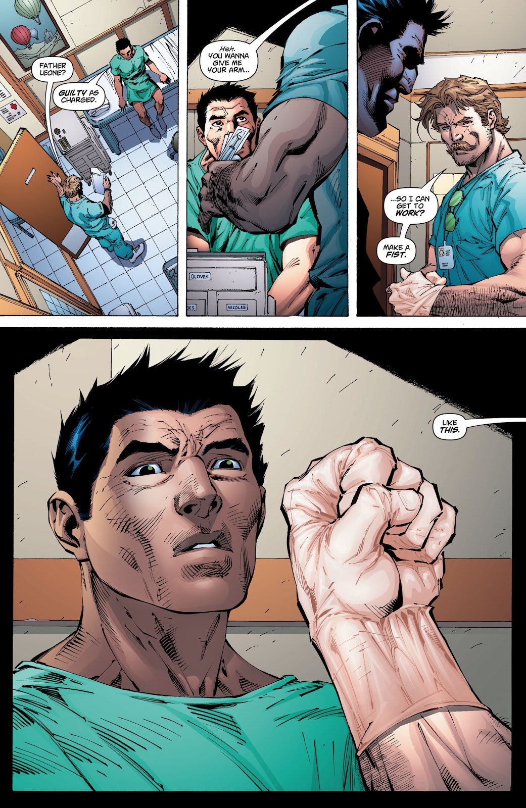 Read online Superman: For Tomorrow comic -  Issue # TPB (Part 2) - 10