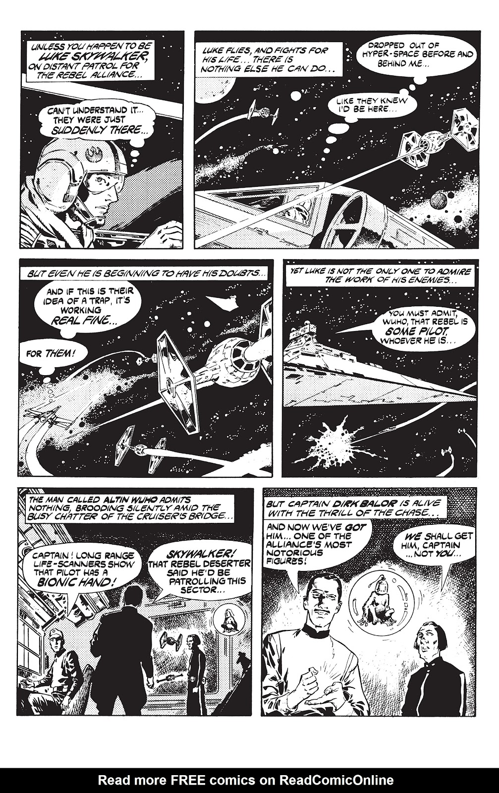 Read online Star Wars Legends: The Original Marvel Years - Epic Collection comic -  Issue # TPB 3 (Part 4) - 81