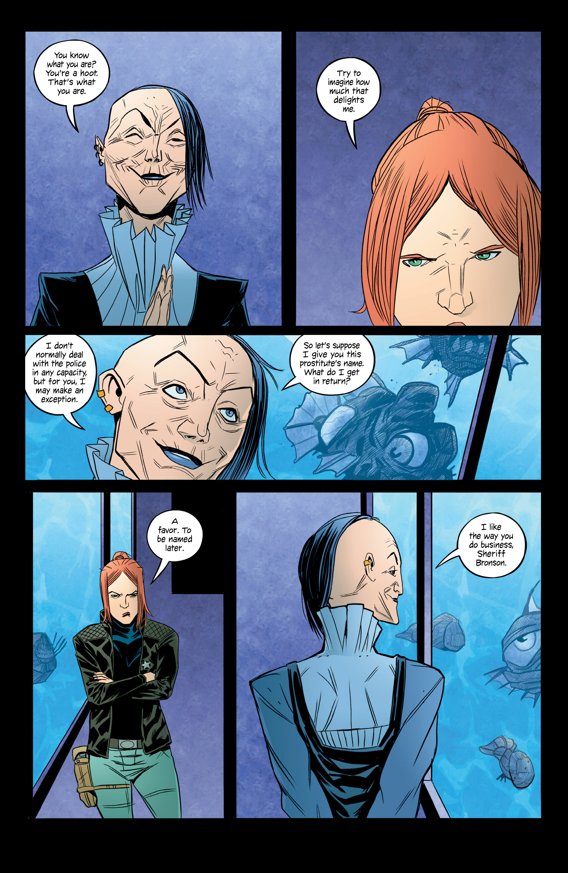 Read online Copperhead comic -  Issue #13 - 17