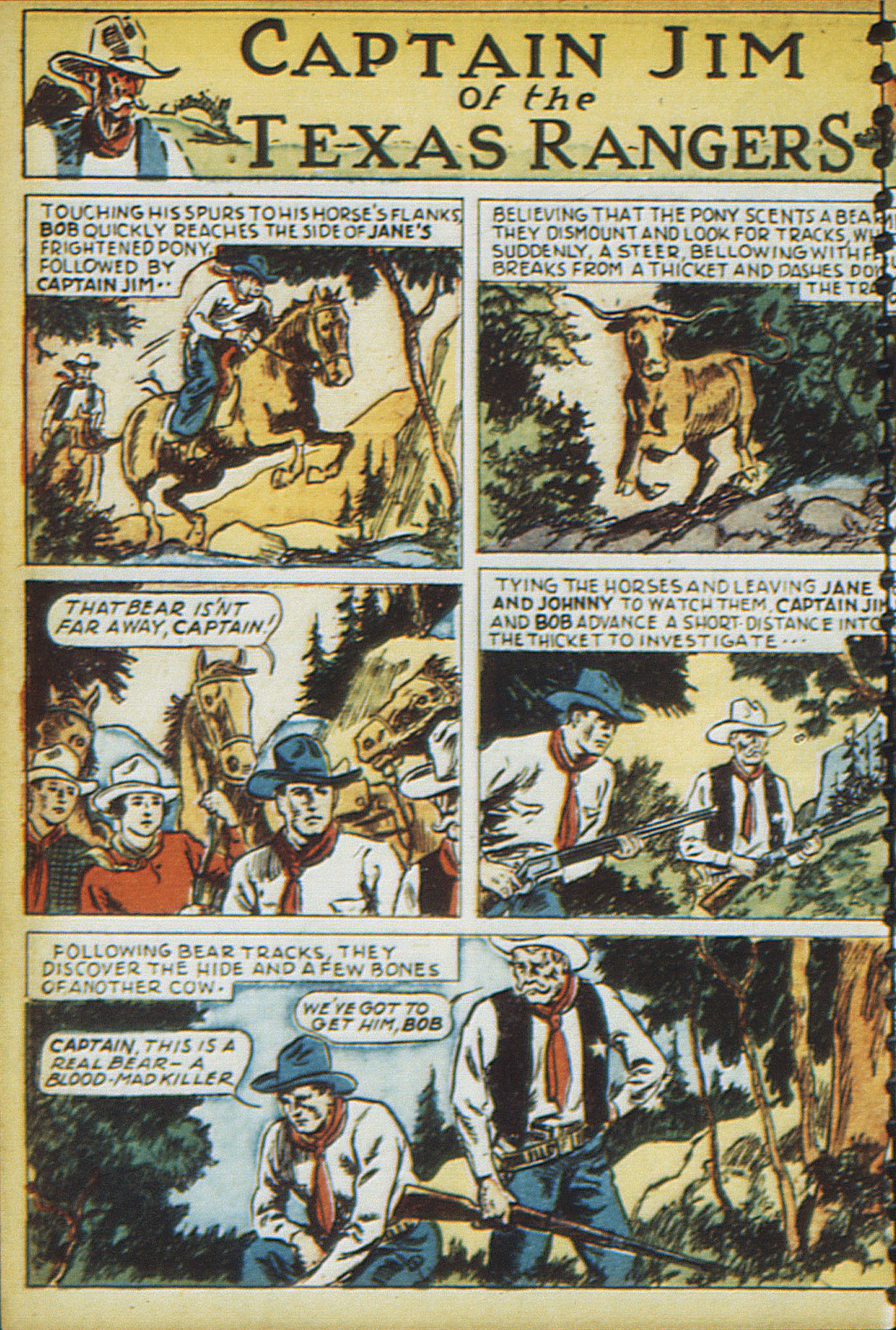 Read online Adventure Comics (1938) comic -  Issue #16 - 65