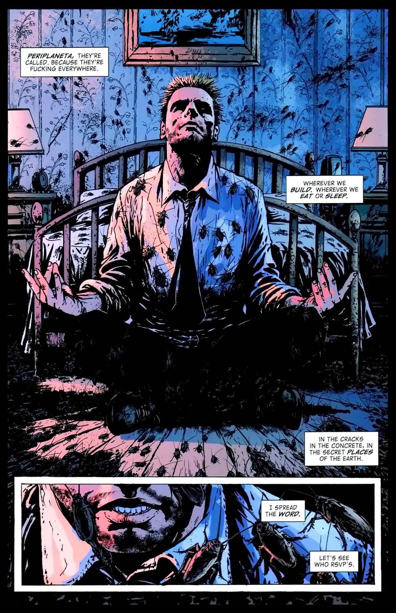 Read online John Constantine Hellblazer: All His Engines comic -  Issue # Full - 71
