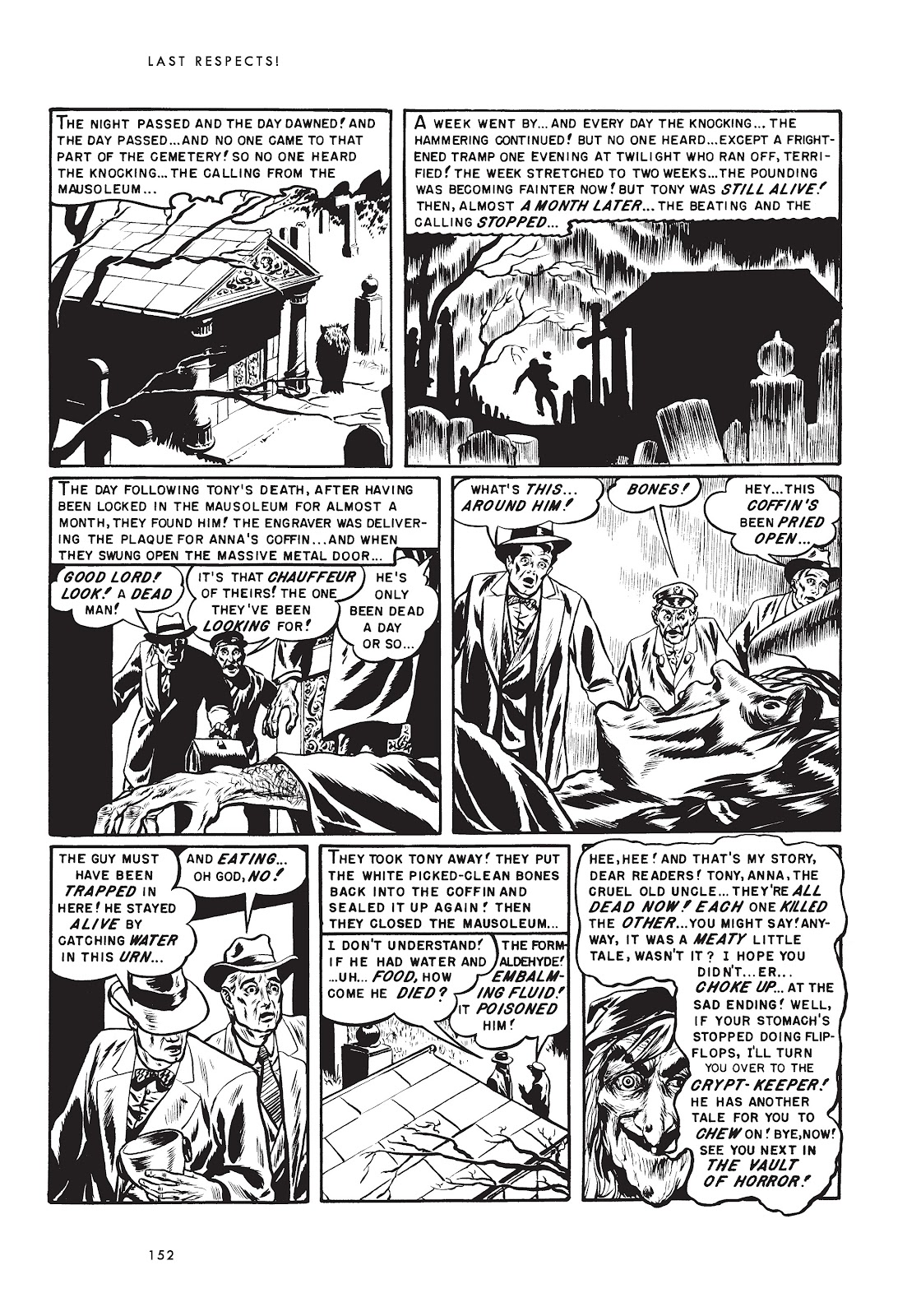 Read online Doctor of Horror and Other Stories comic -  Issue # TPB (Part 2) - 68