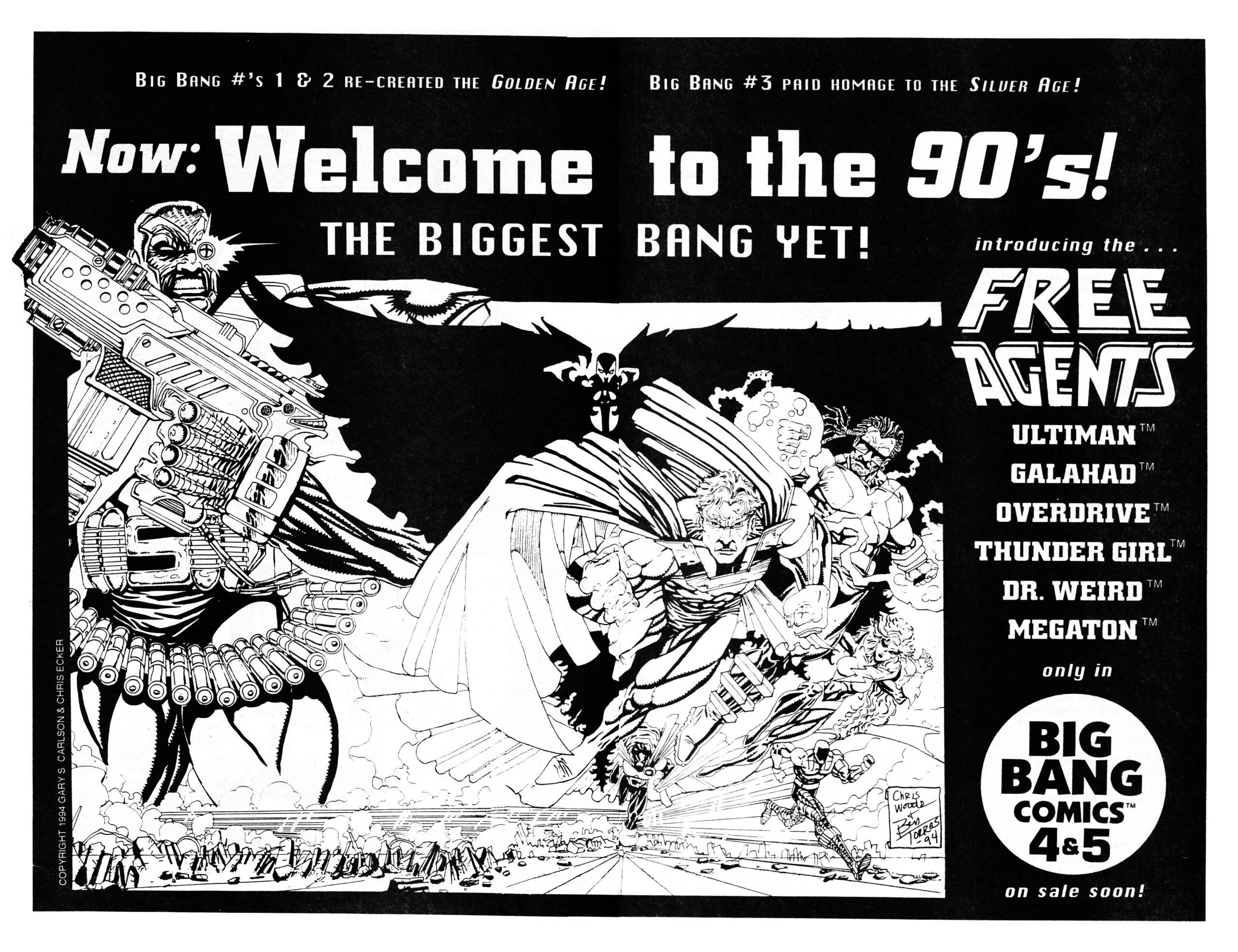 Read online Dr. Weird (1994) comic -  Issue #1 - 30