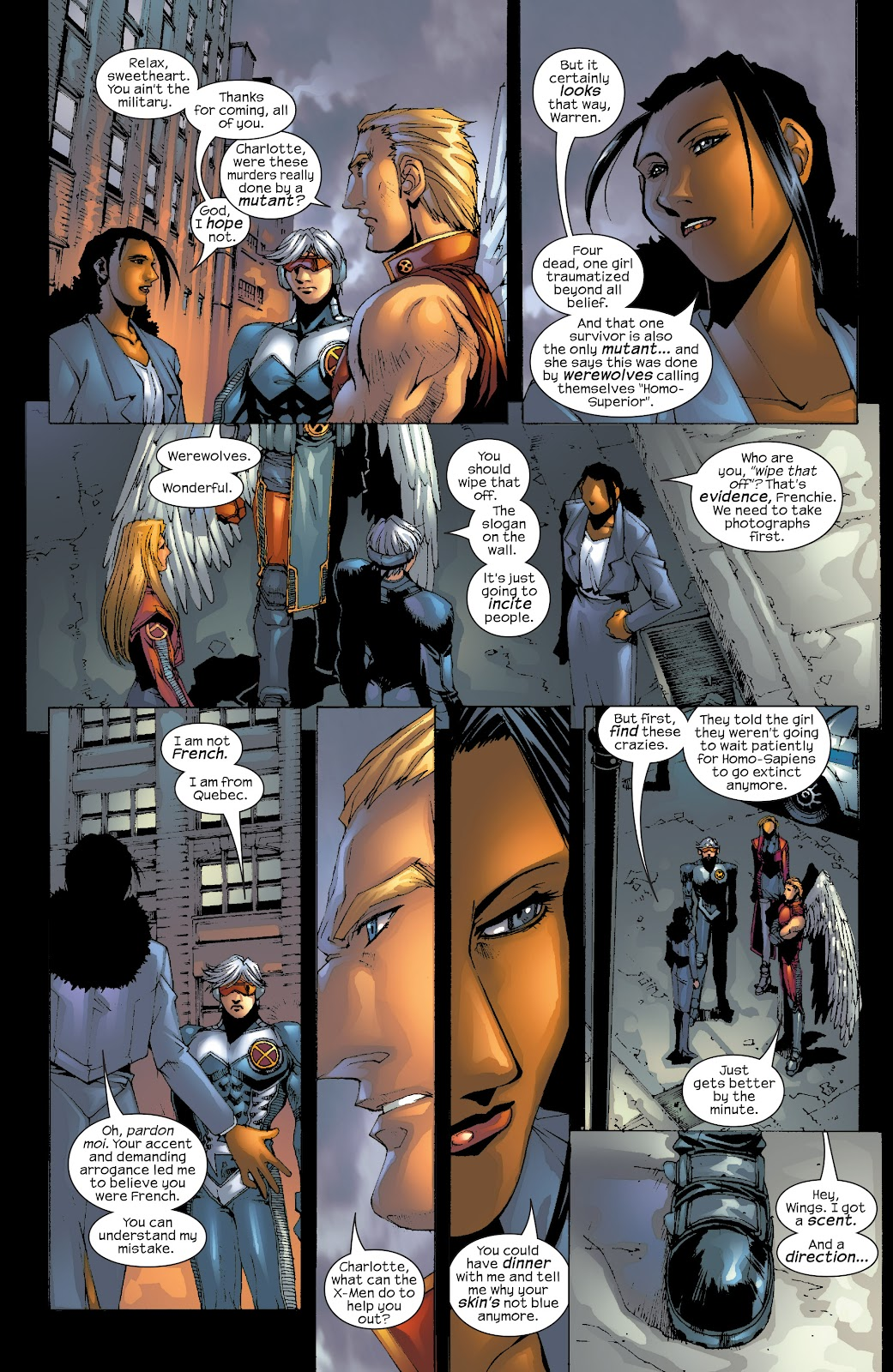 Read online X-Men: Unstoppable comic -  Issue # TPB (Part 3) - 11