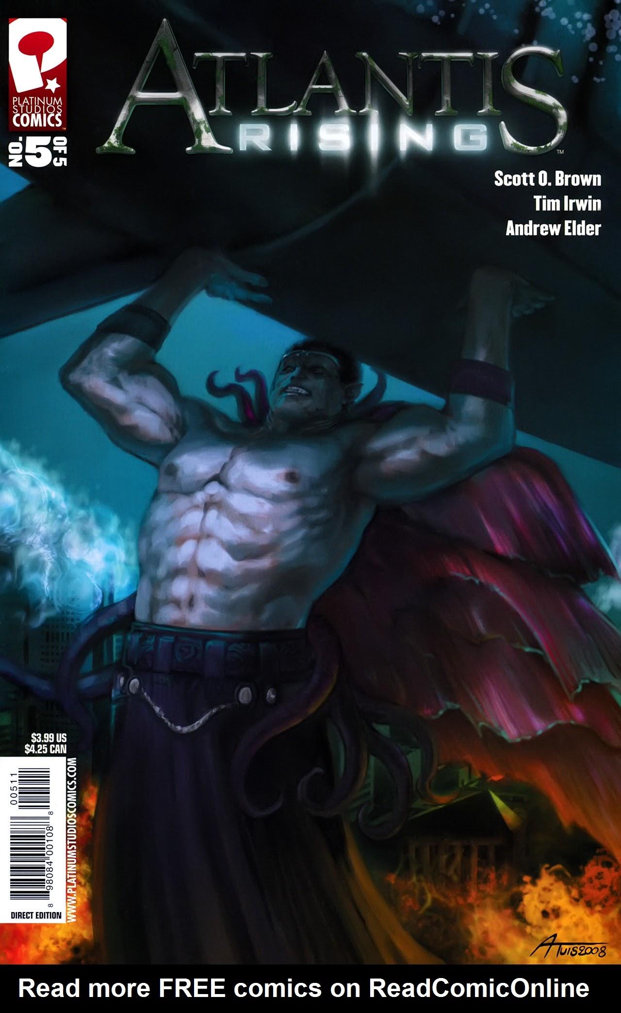 Atlantis Rising 5 Page 1