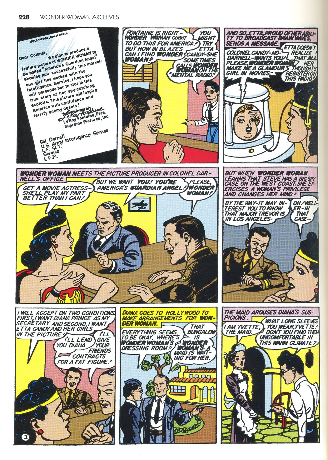Read online Sensation (Mystery) Comics comic -  Issue #12 - 4