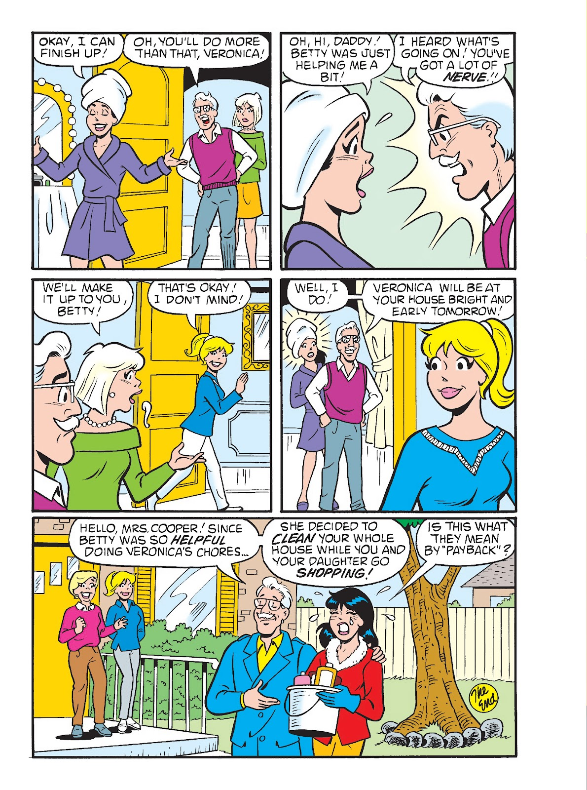 Betty and Veronica Double Digest issue 291 - Page 152