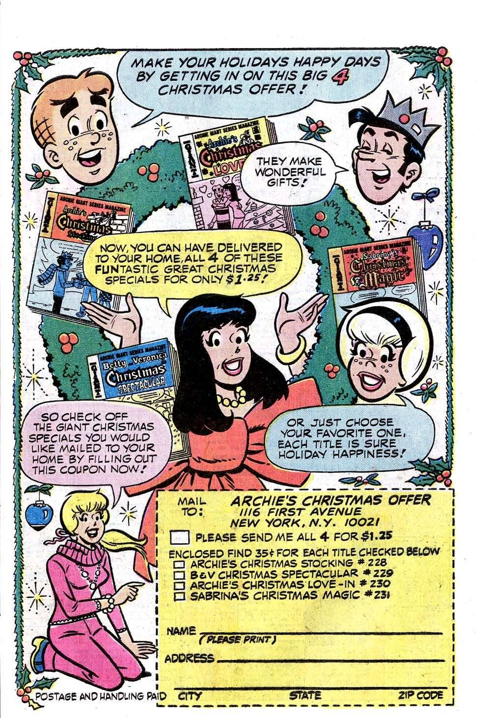 Read online Archie (1960) comic -  Issue #240 - 33