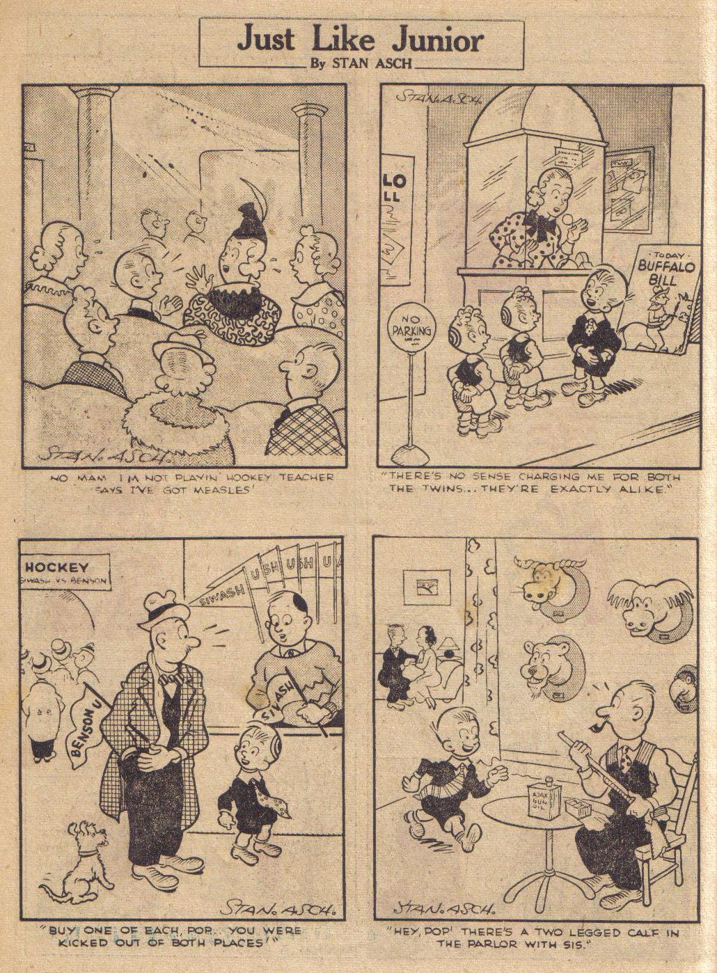 Read online Adventure Comics (1938) comic -  Issue #24 - 50