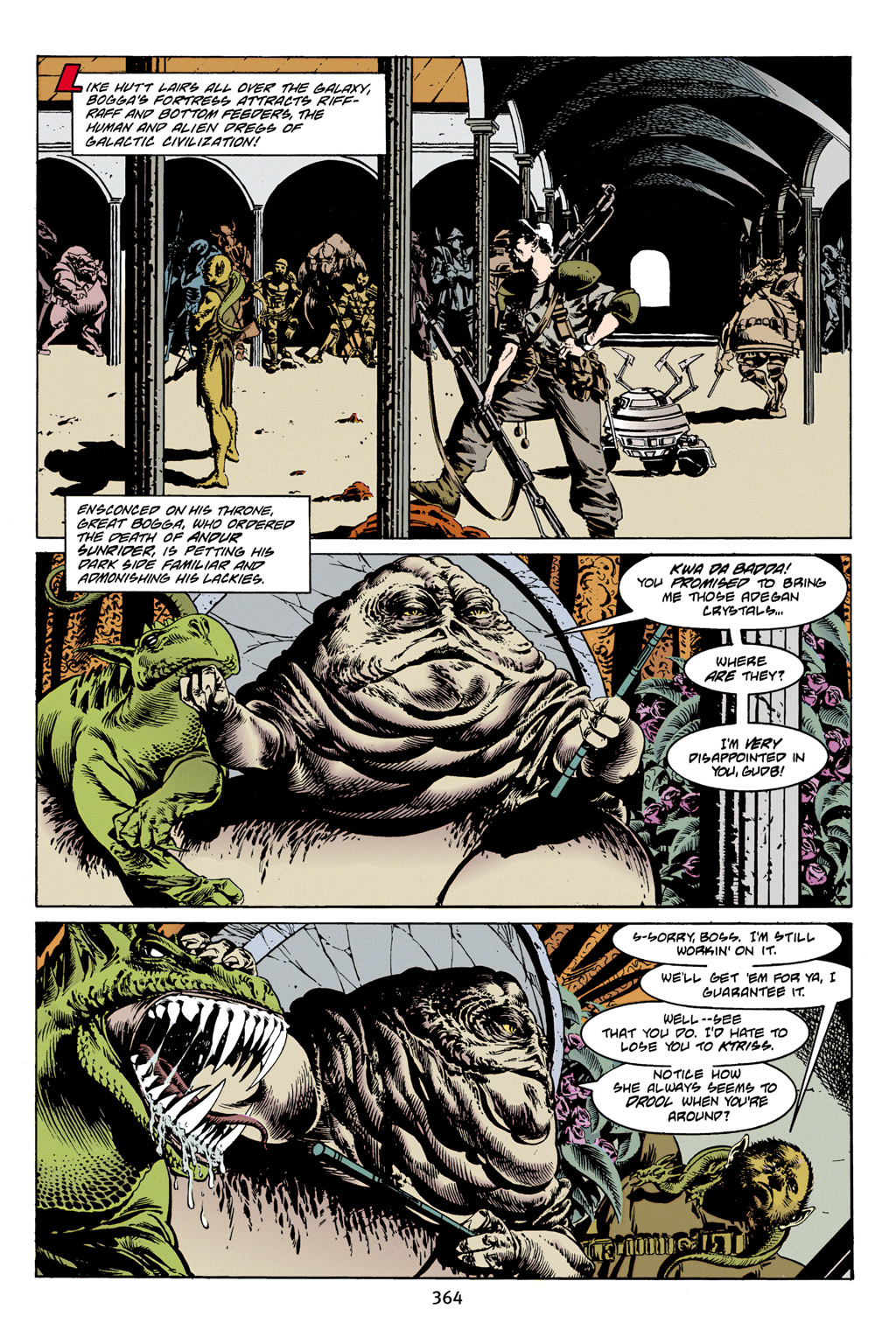 Read online Star Wars Omnibus comic -  Issue # Vol. 4 - 352