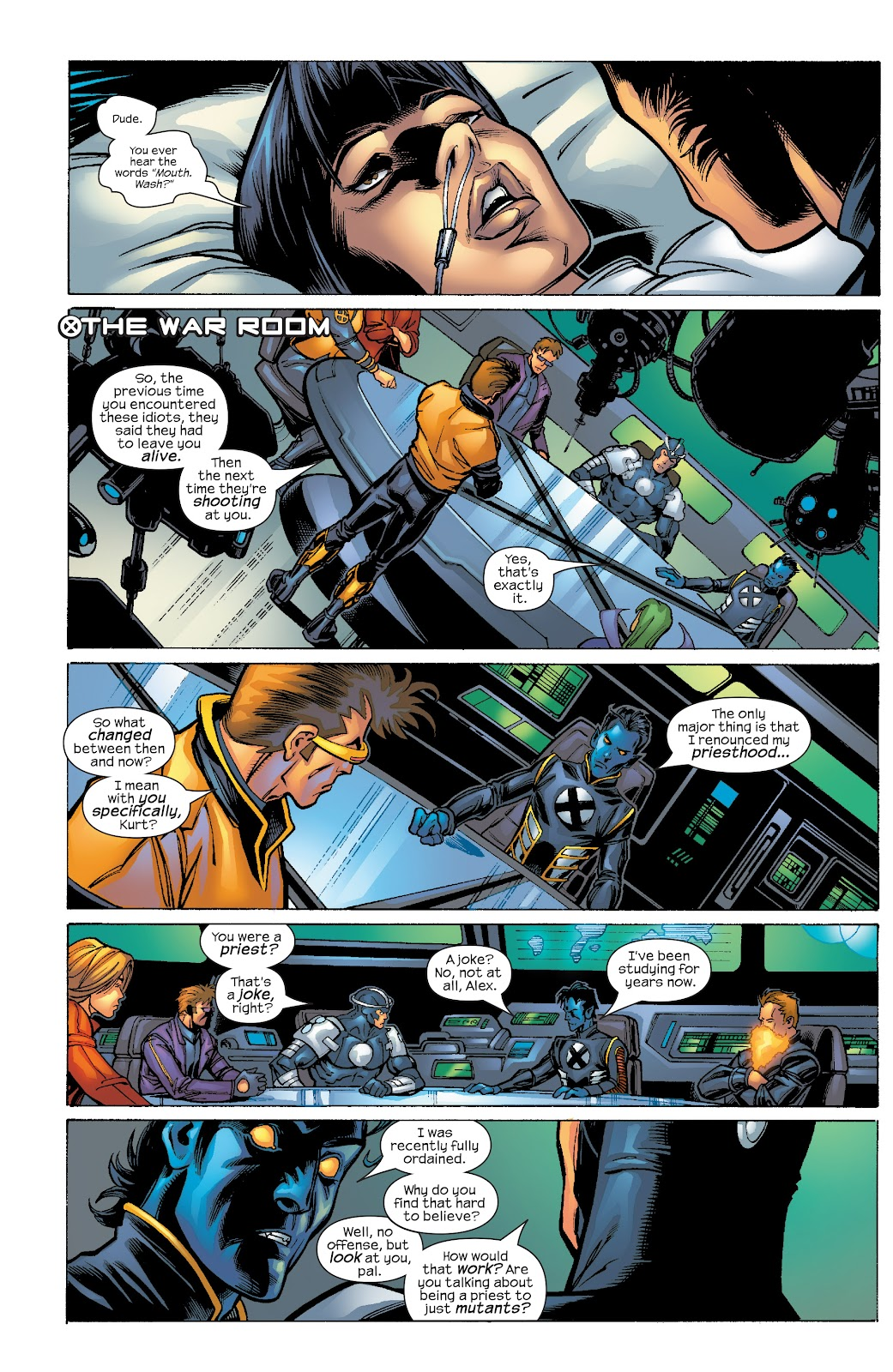 Read online X-Men: Unstoppable comic -  Issue # TPB (Part 4) - 86