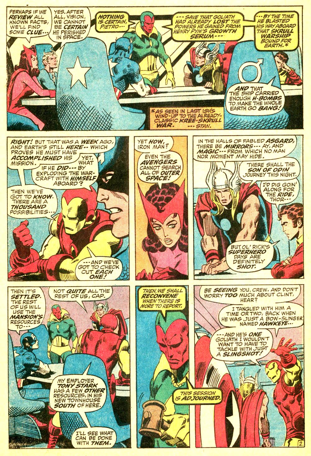 The Avengers (1963) 98 Page 2
